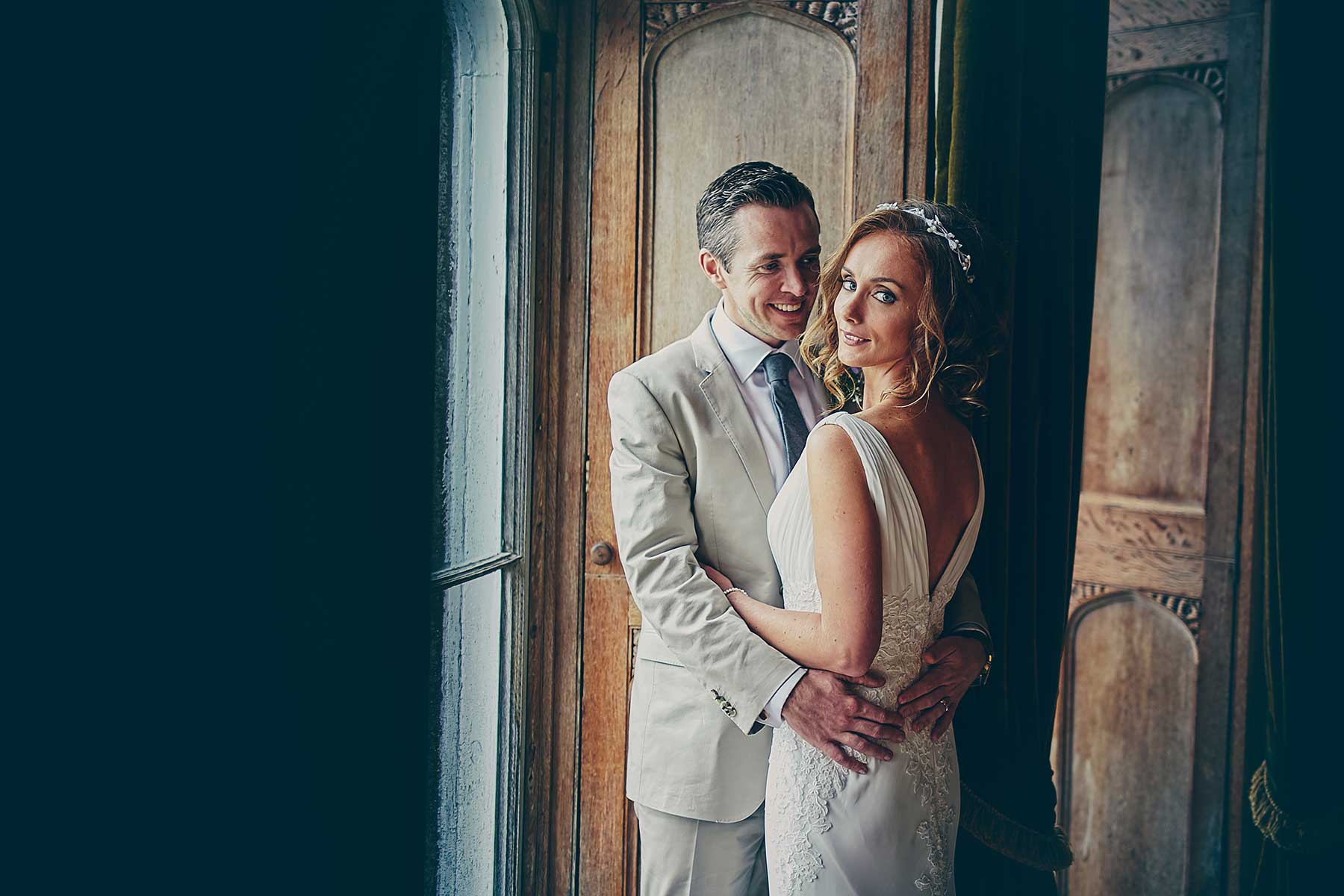 0270 - Lisnavagh House Wedding co.Carlow | M& P