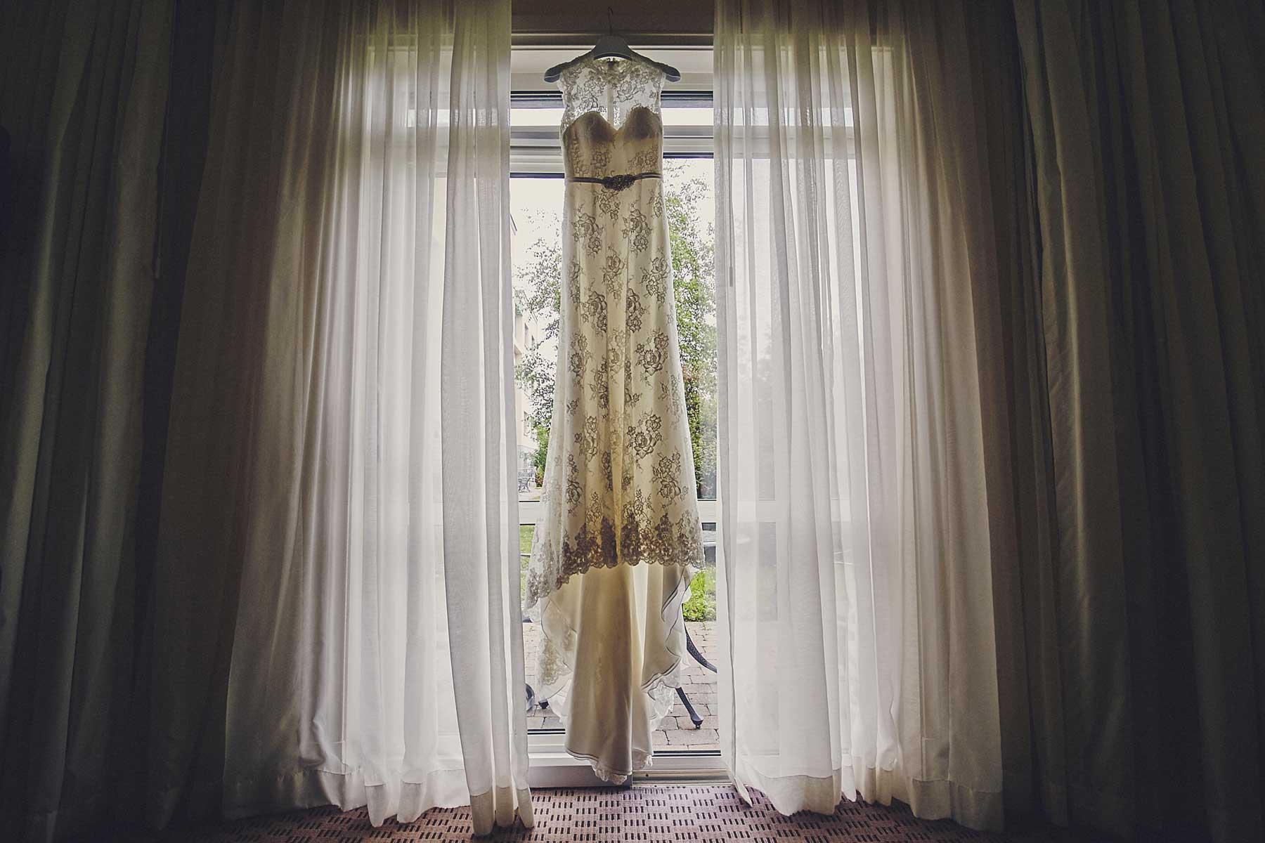 Lyrath Wedding dress