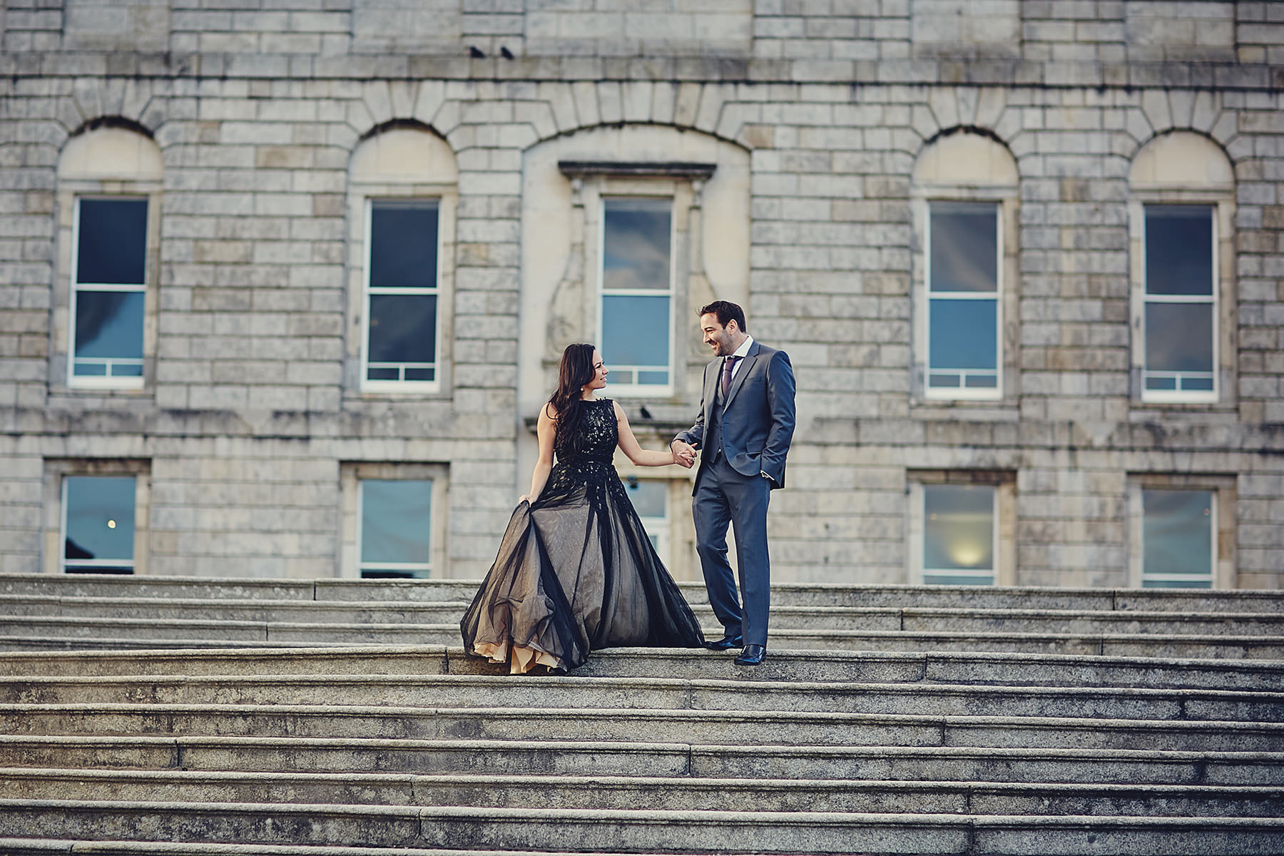 Engagement session Powerscourt Gardens 022