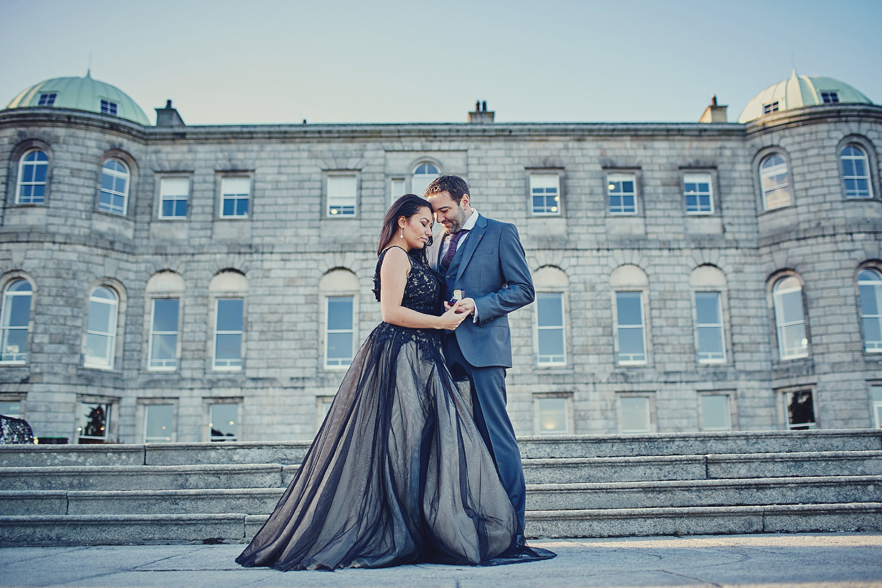 Engagement session Powerscourt Gardens 048