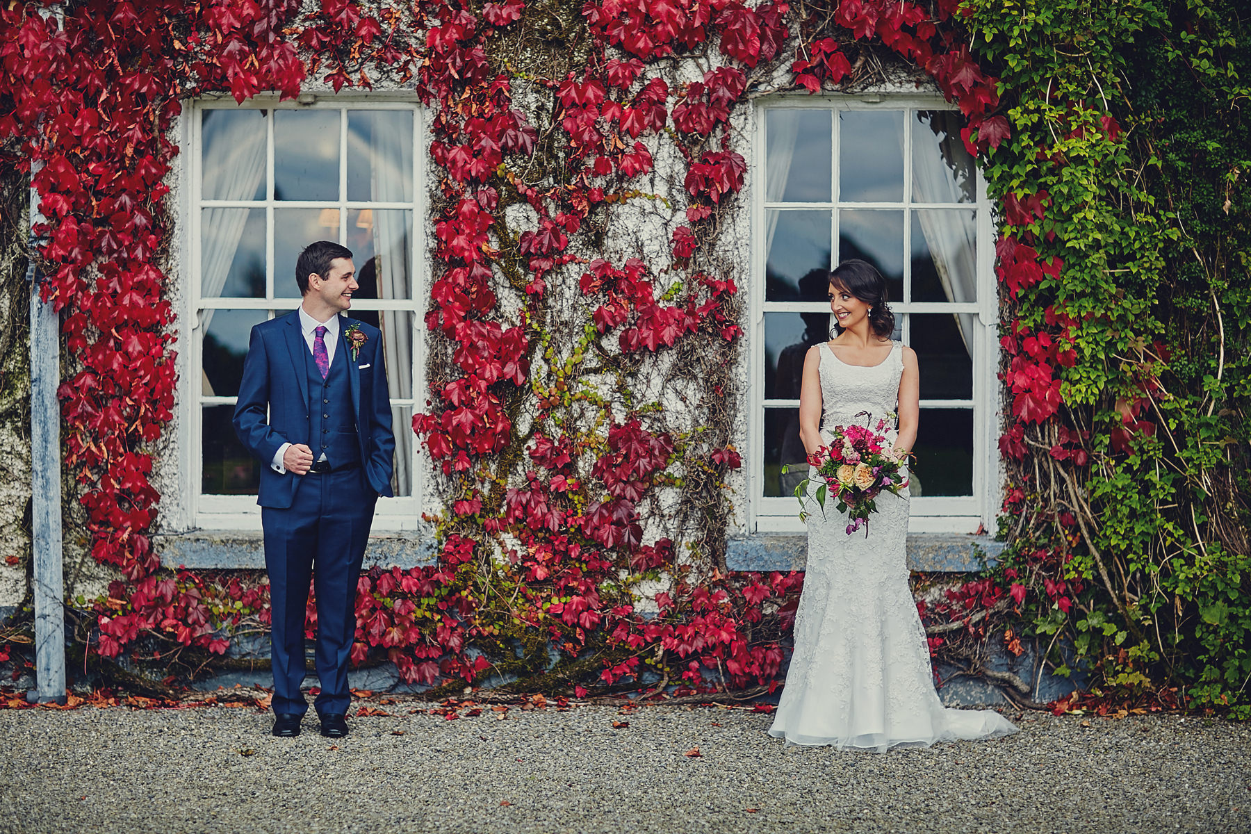 Rathsallagh House Wedding