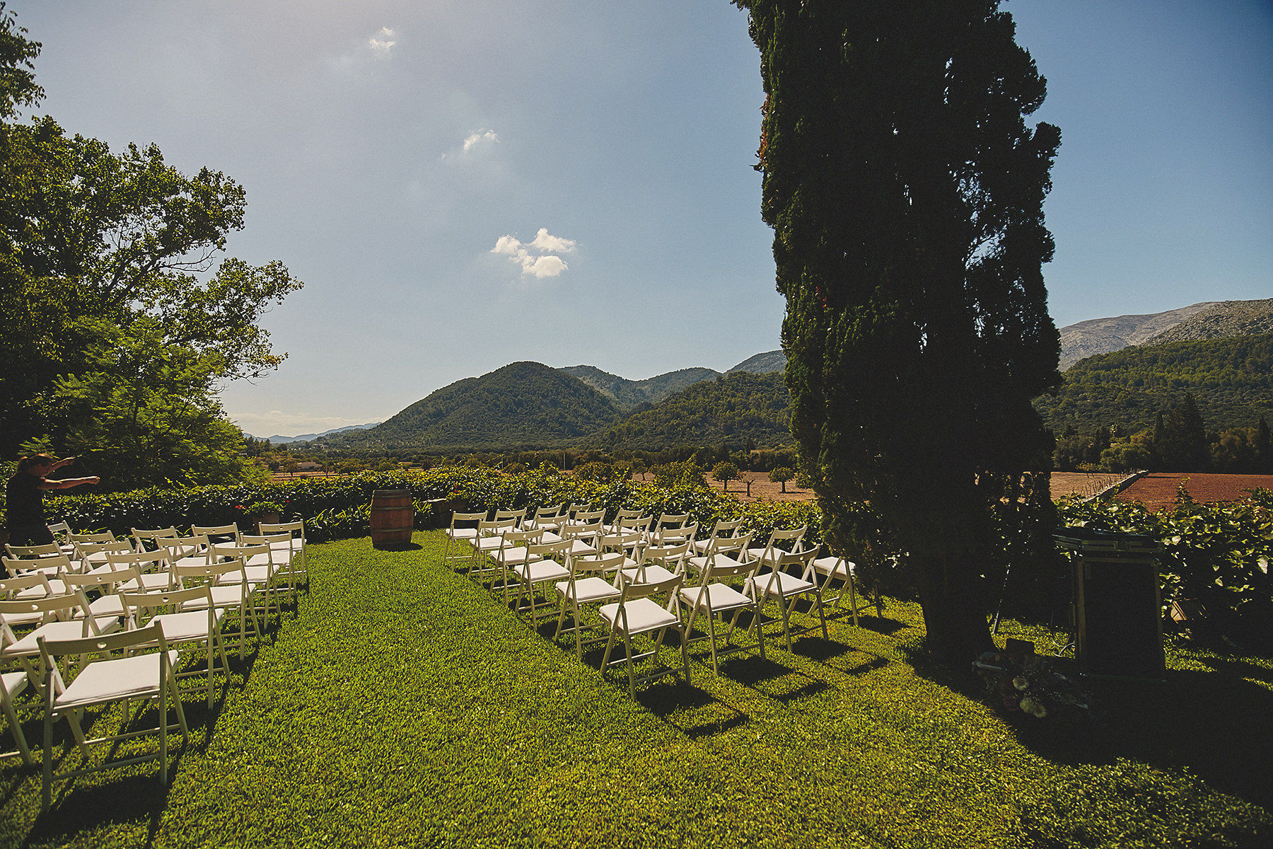 075 - Destination wedding in a magical Mallorca