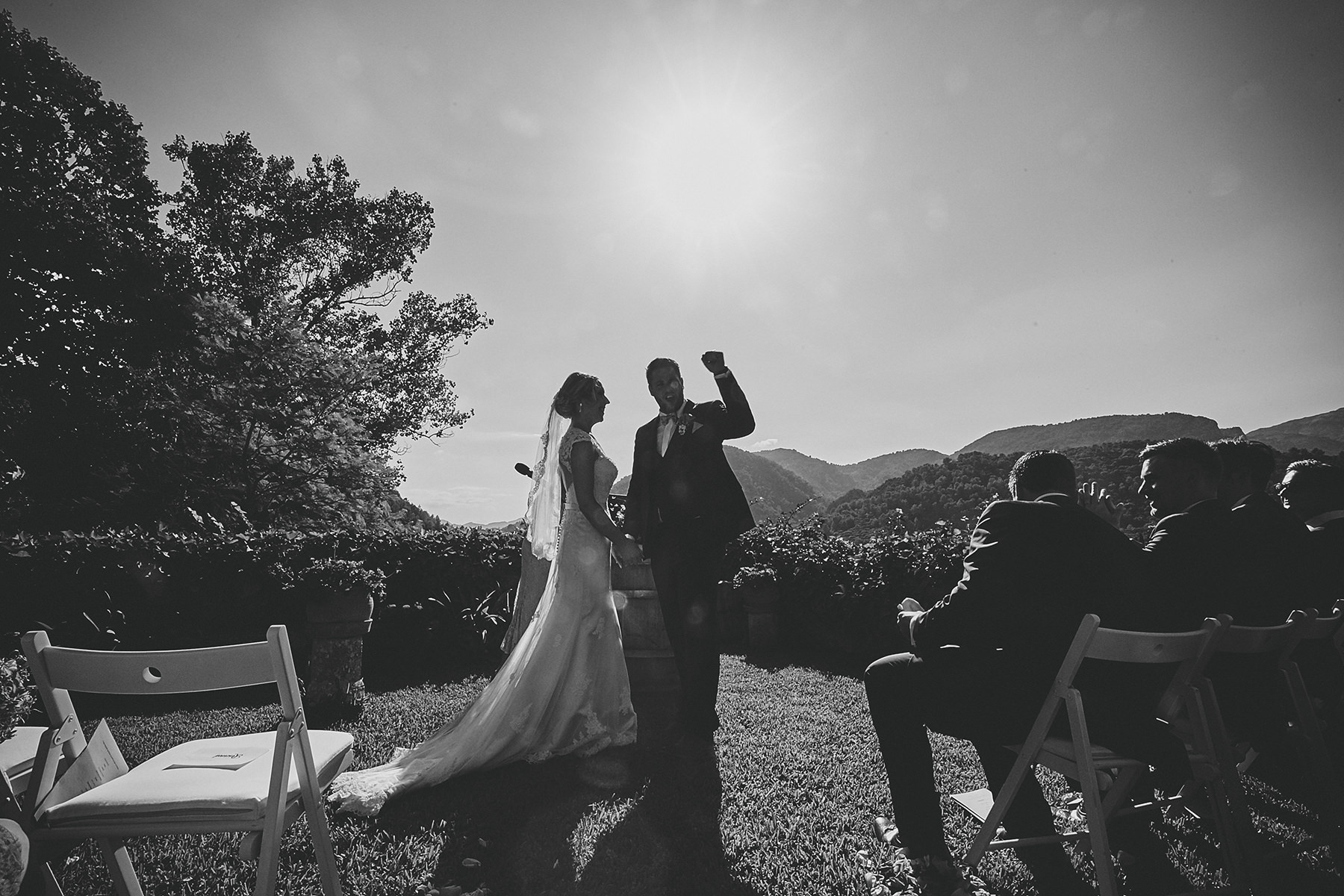 175 - Destination wedding in a magical Mallorca