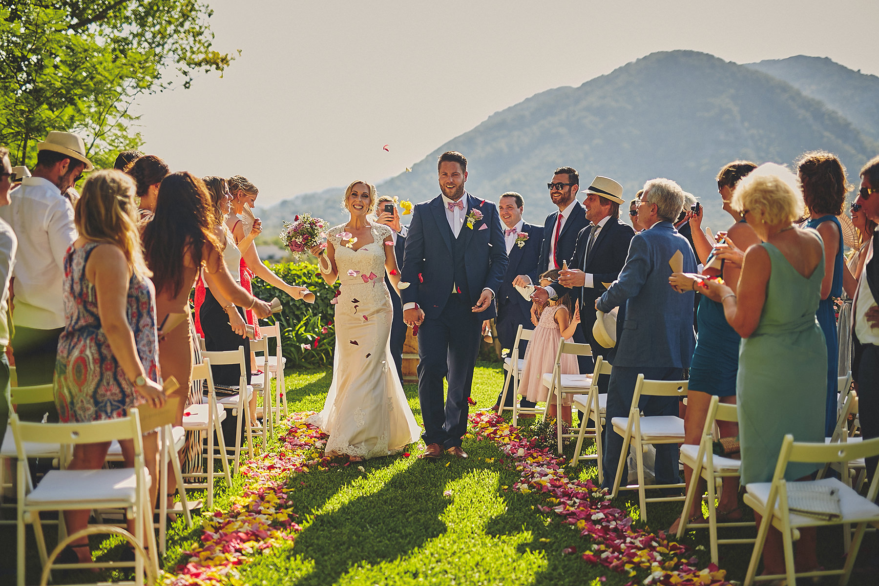 Destination wedding photographer Mallorca