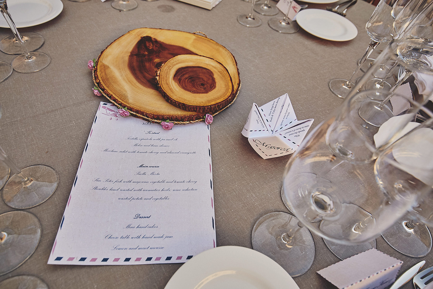 213 - Destination wedding in a magical Mallorca