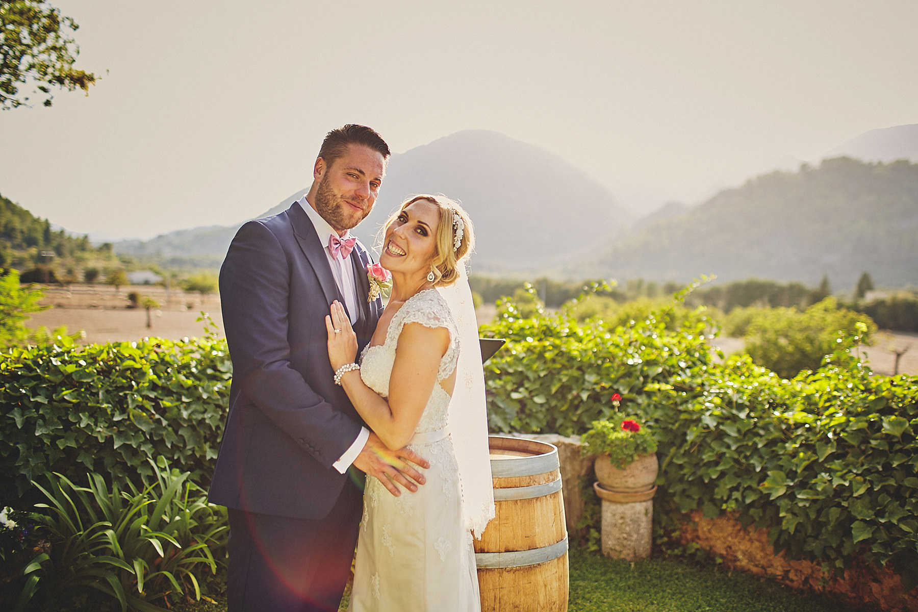 265 - Destination wedding in a magical Mallorca
