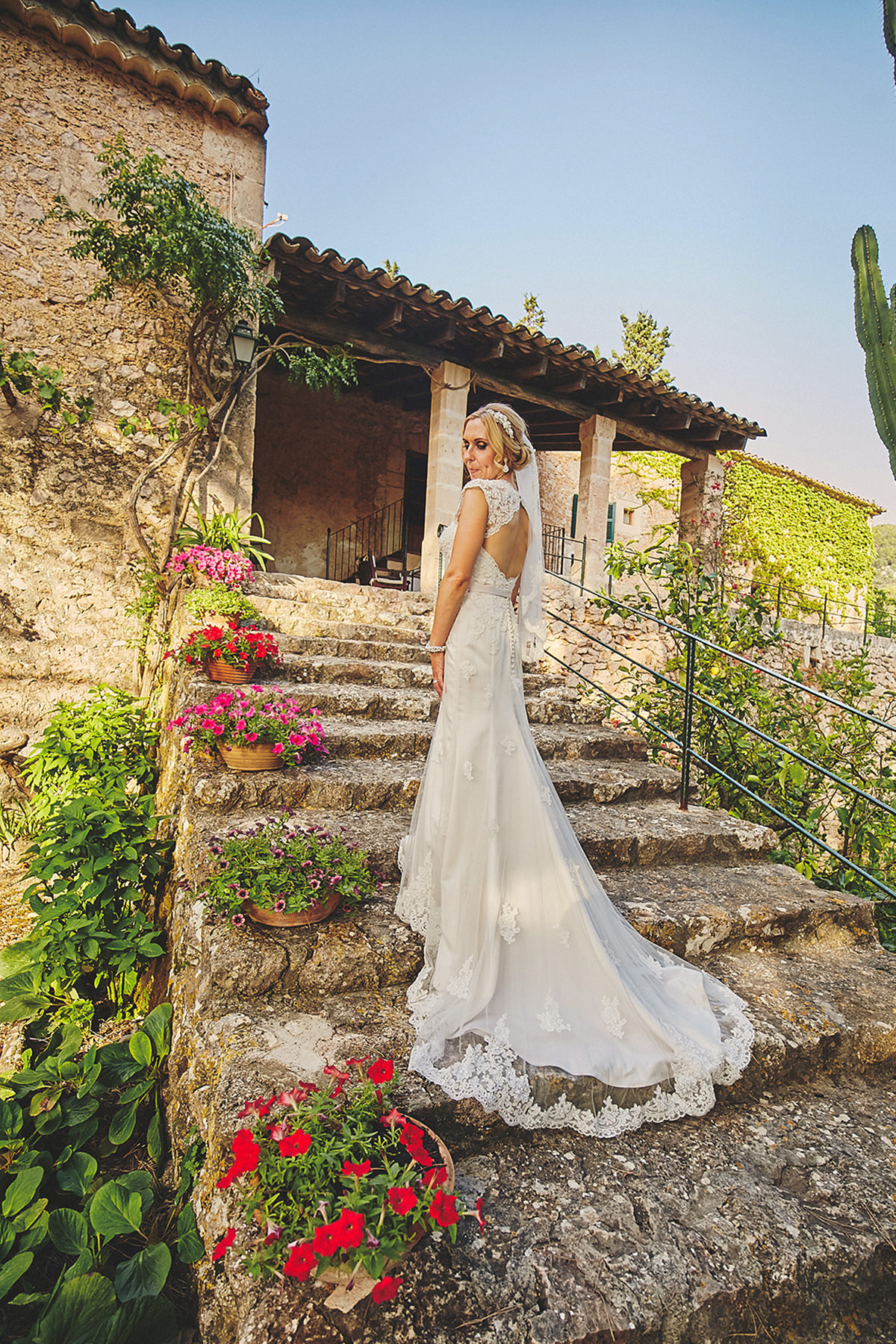 276 - Destination wedding in a magical Mallorca