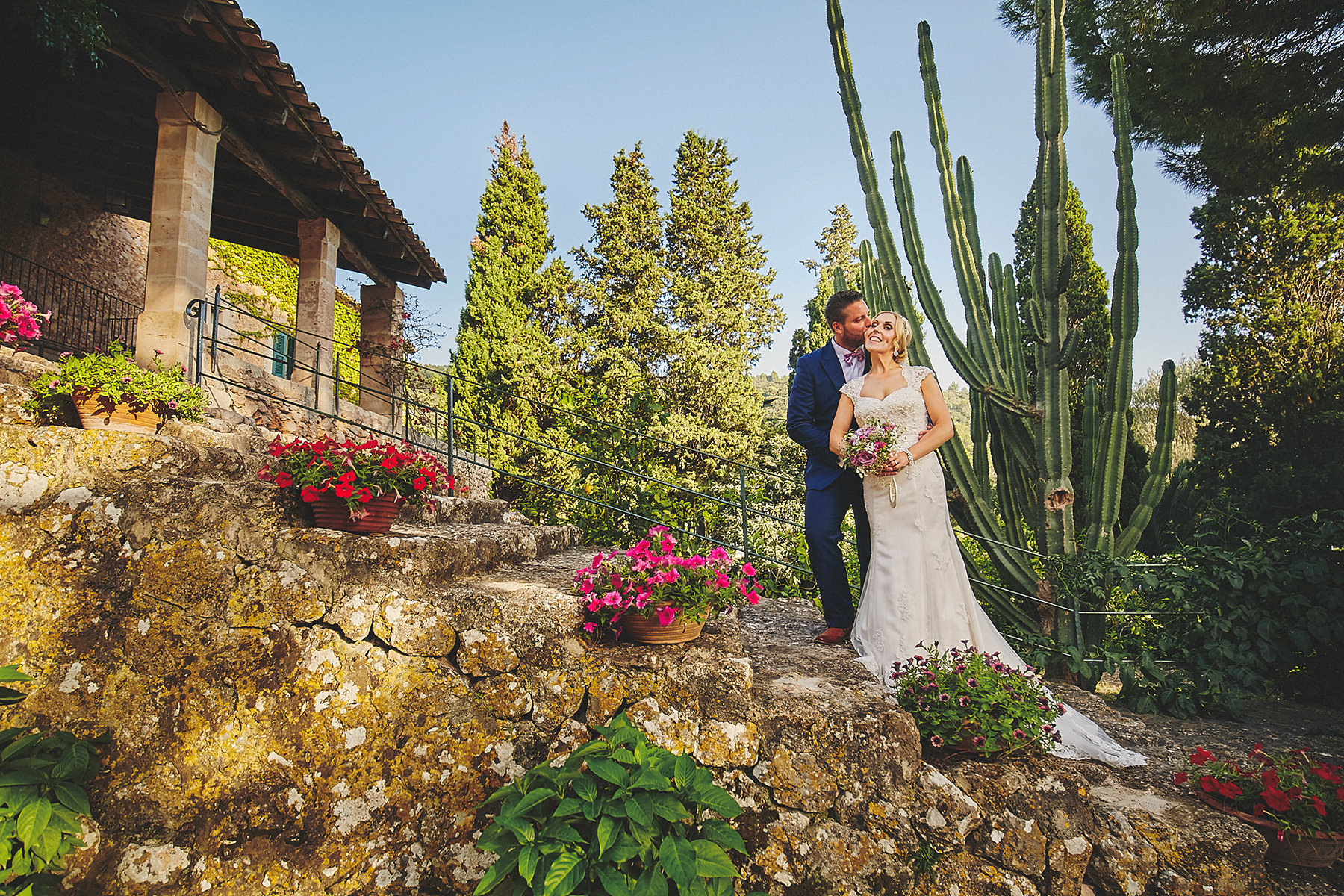 278 - Destination wedding in a magical Mallorca