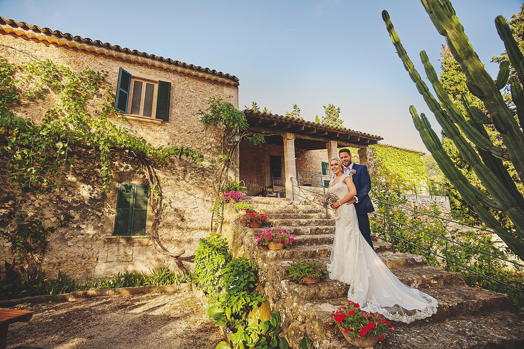 281 - Destination wedding in a magical Mallorca
