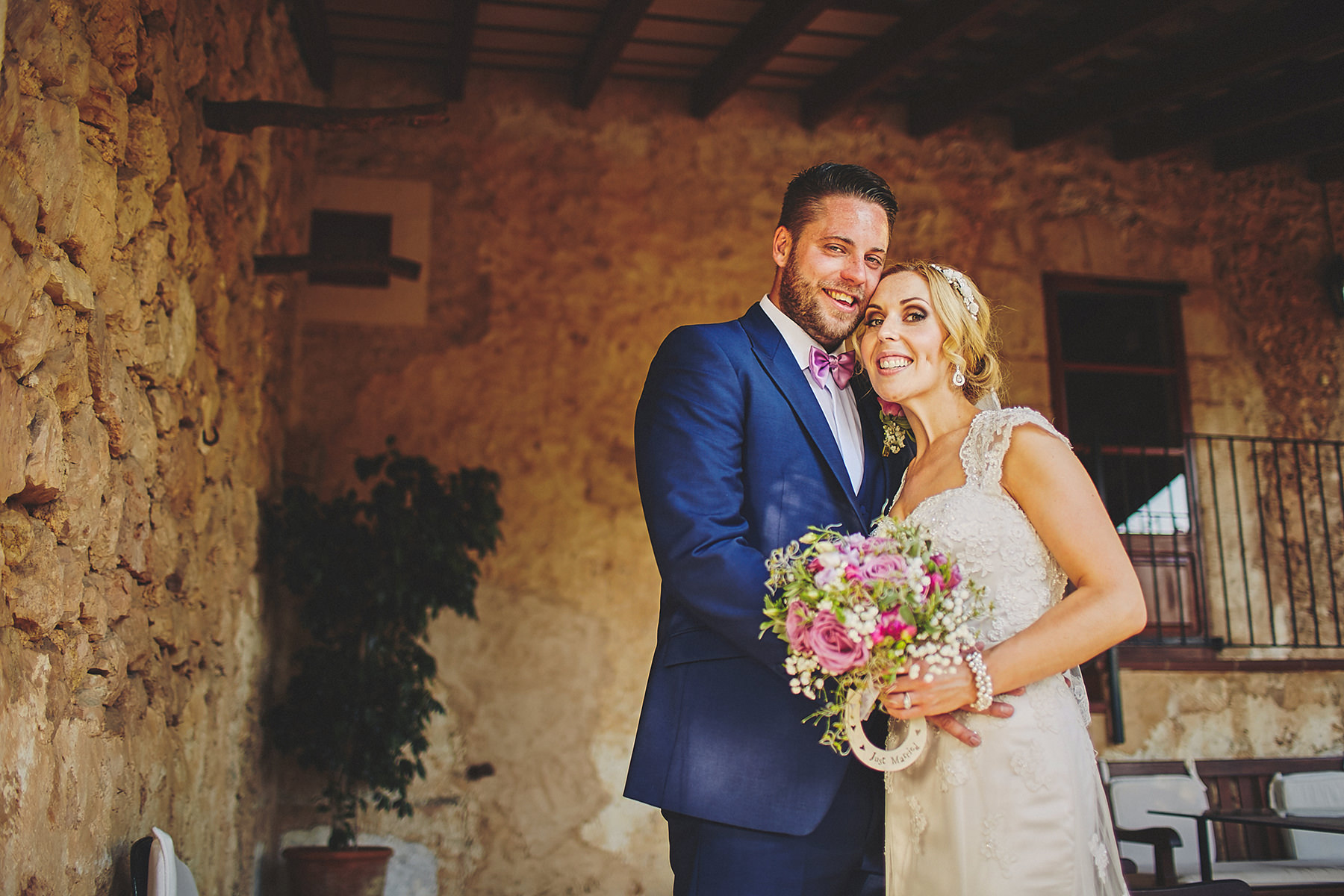 284 - Destination wedding in a magical Mallorca