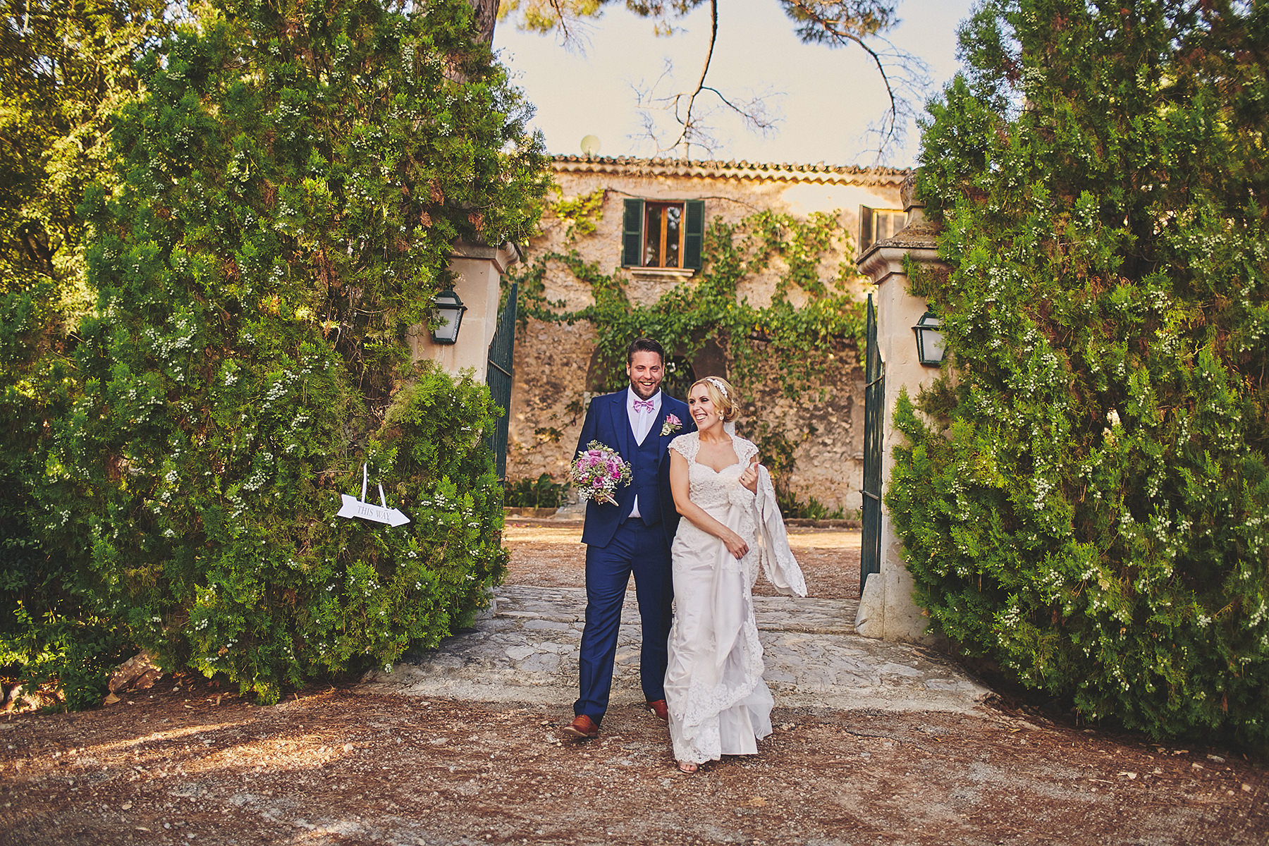 315 - Destination wedding in a magical Mallorca