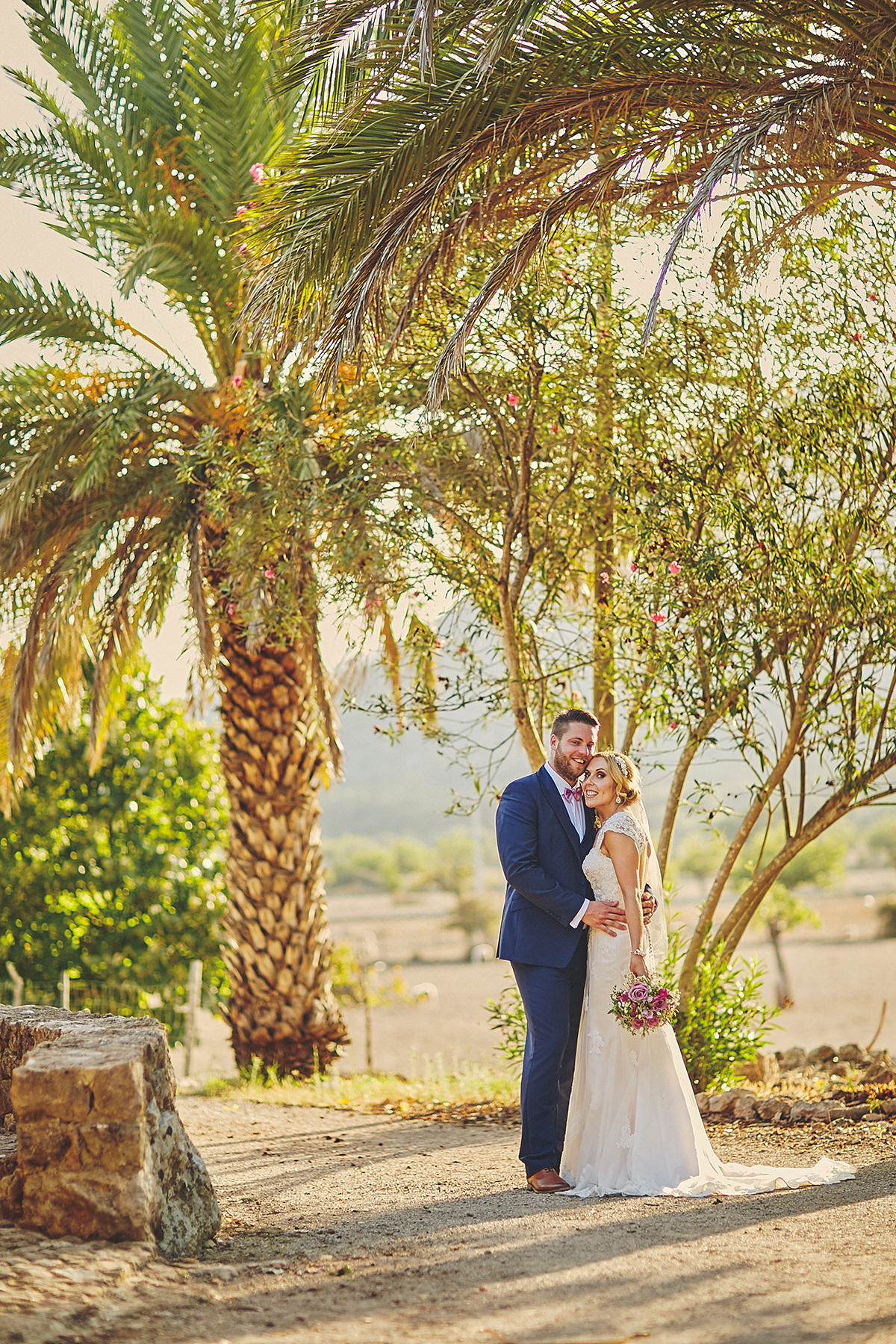319 - Destination wedding in a magical Mallorca