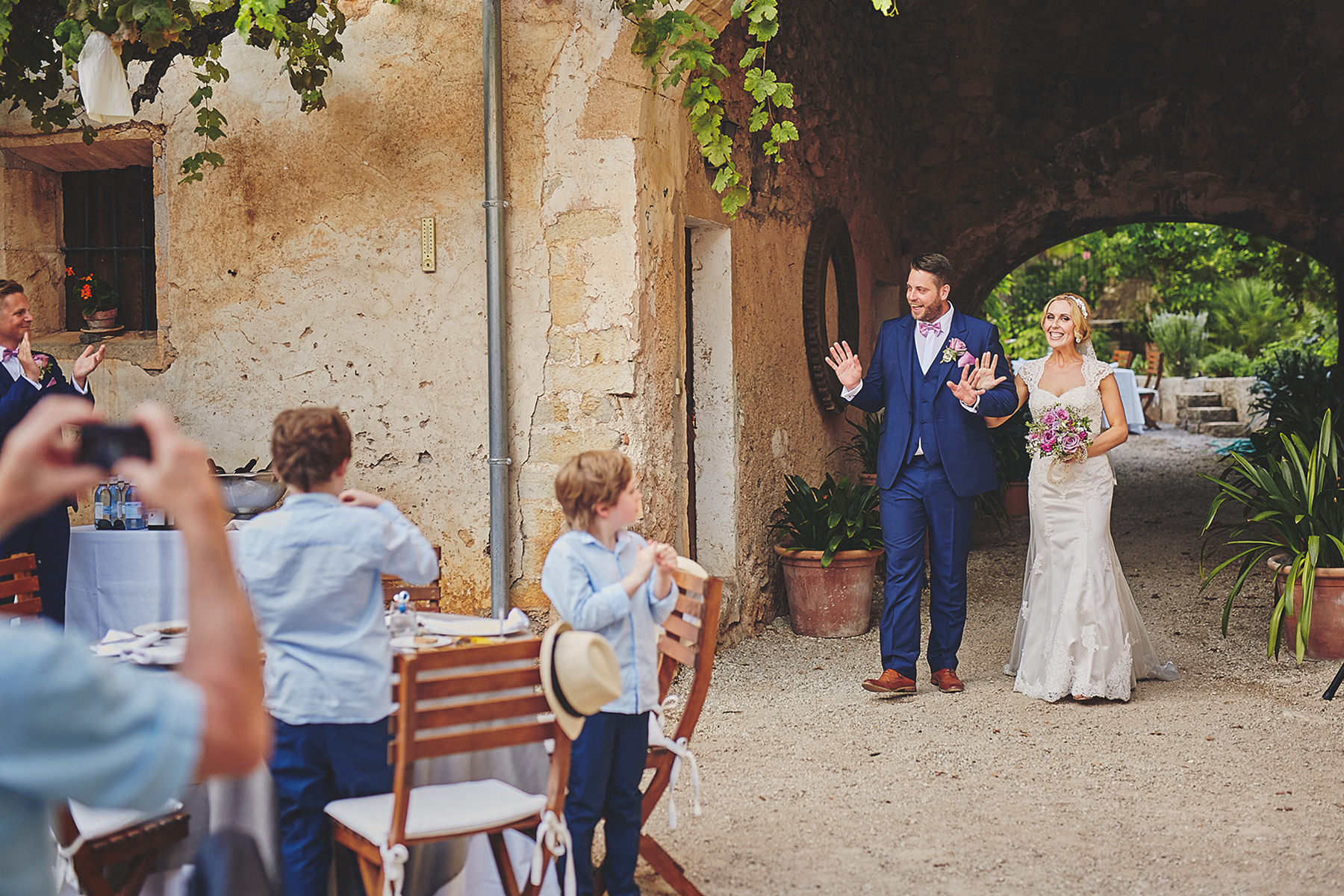 334 - Destination wedding in a magical Mallorca