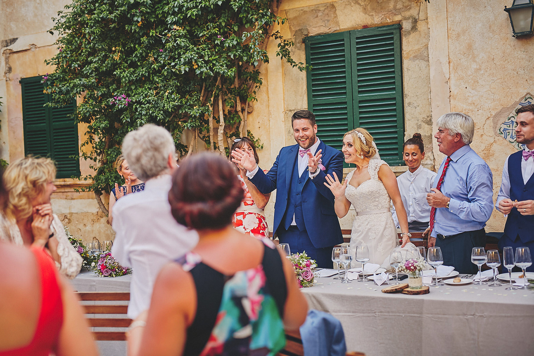 344 - Destination wedding in a magical Mallorca