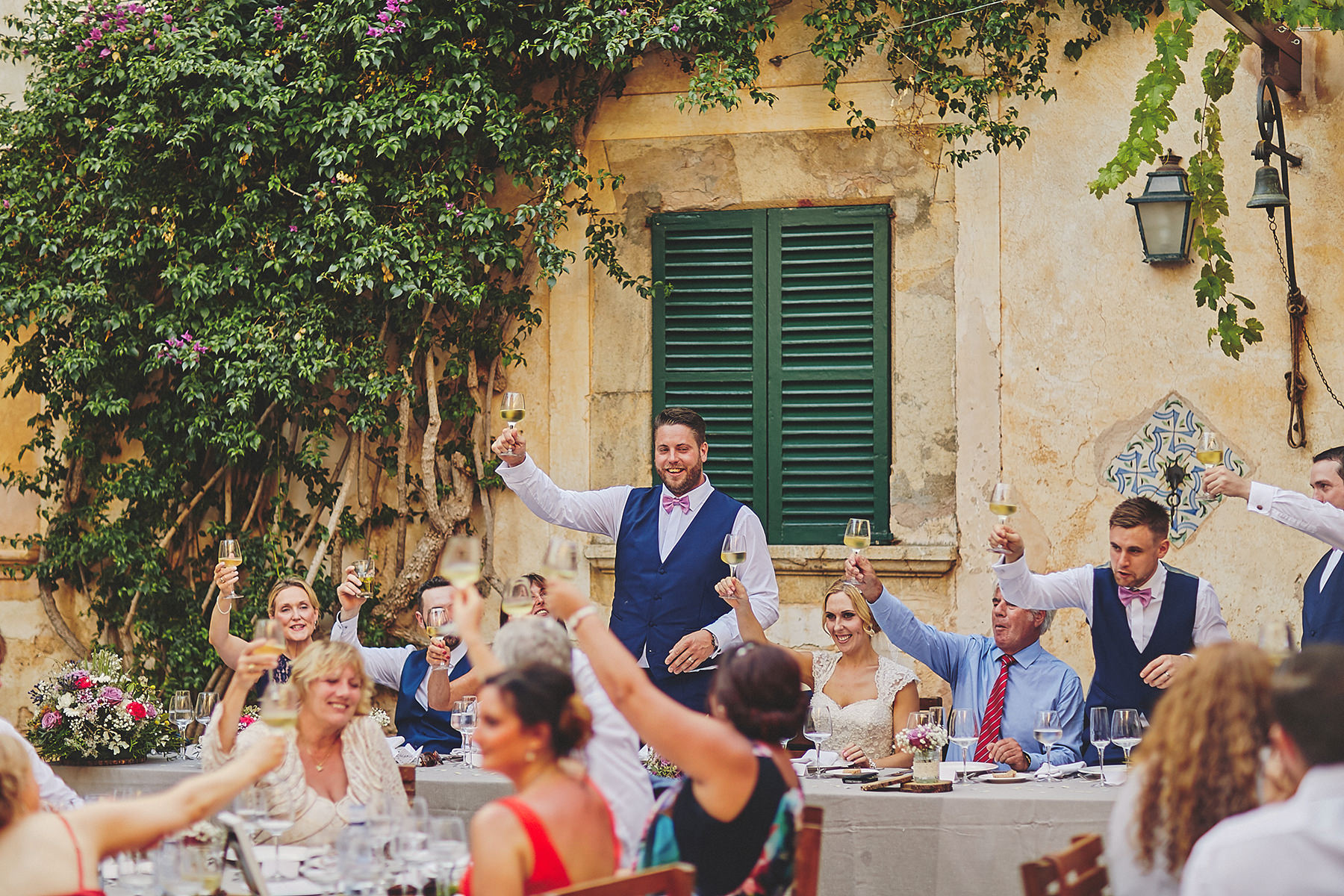 352 - Destination wedding in a magical Mallorca