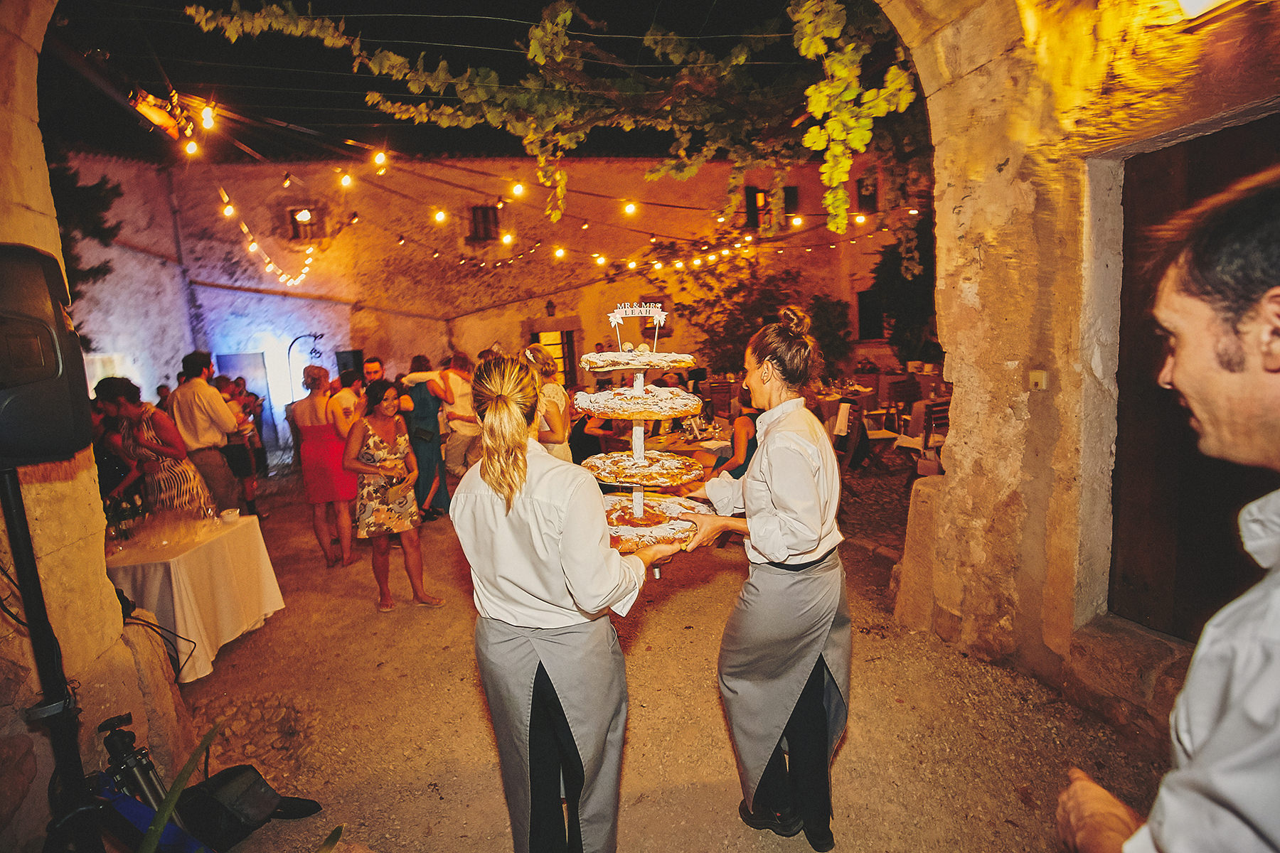 499 - Destination wedding in a magical Mallorca