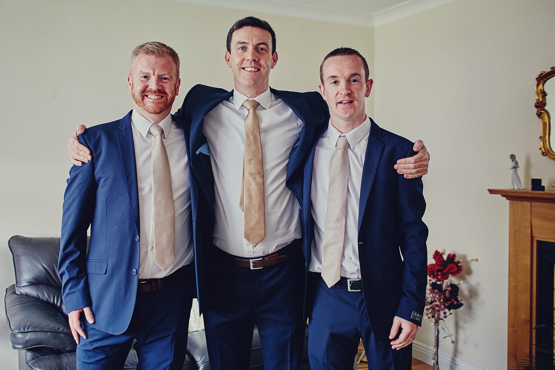 Dunboyne Castle wedding | Emily & David 19