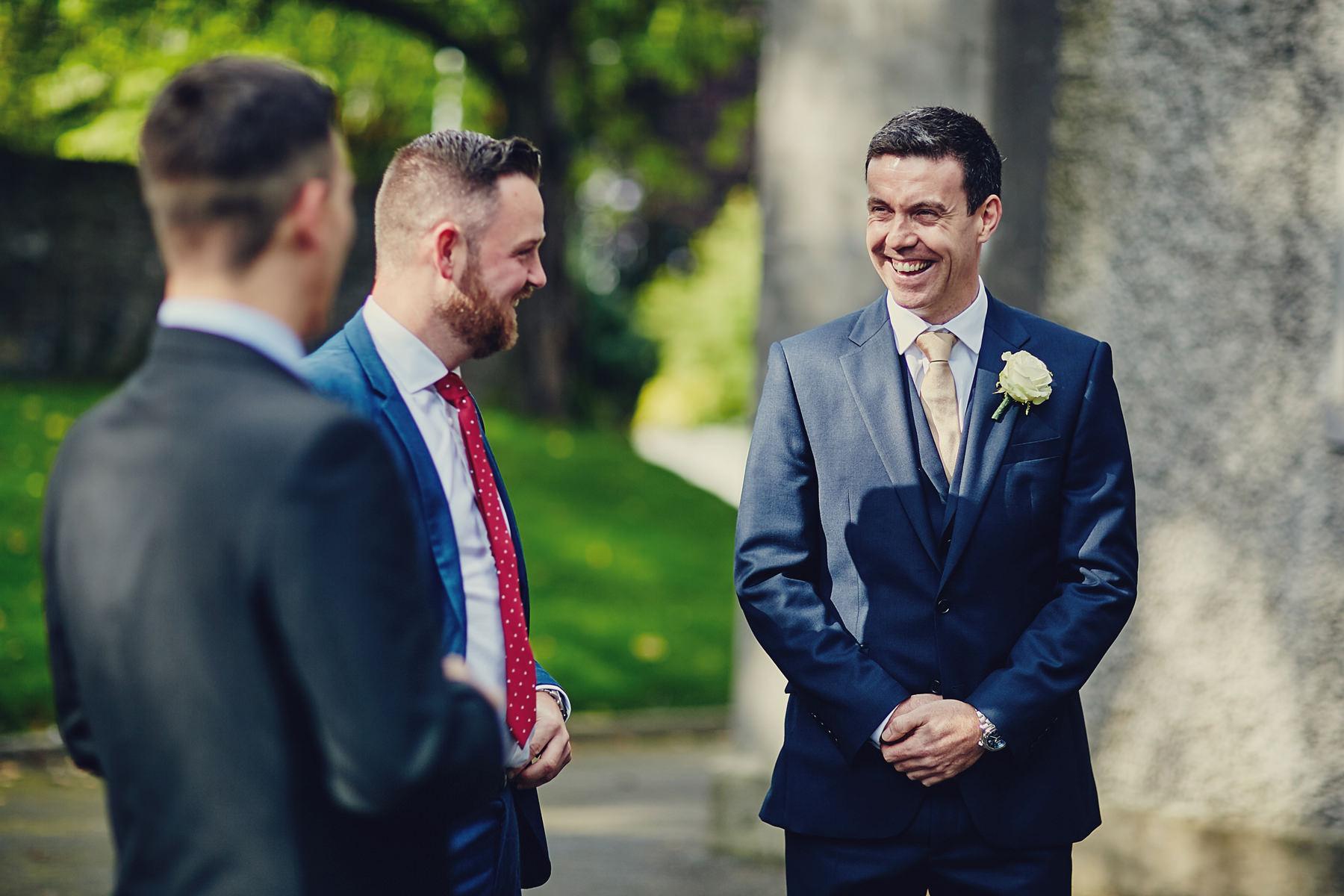 Dunboyne Castle wedding | Emily & David 30