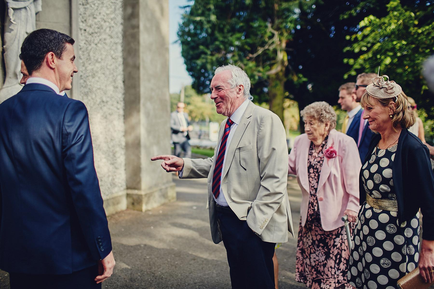 Dunboyne Castle wedding | Emily & David 32