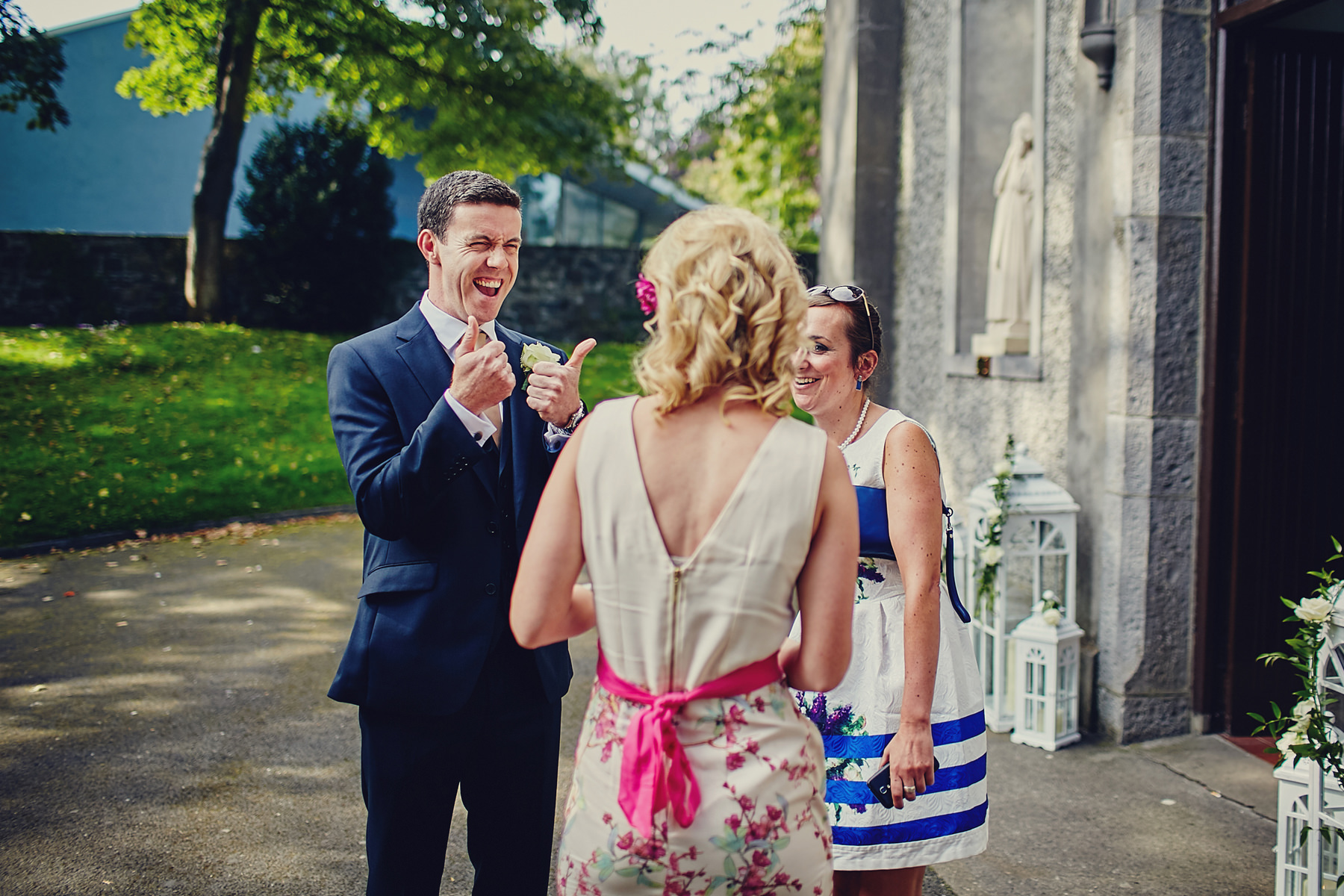 Dunboyne Castle wedding | Emily & David 33