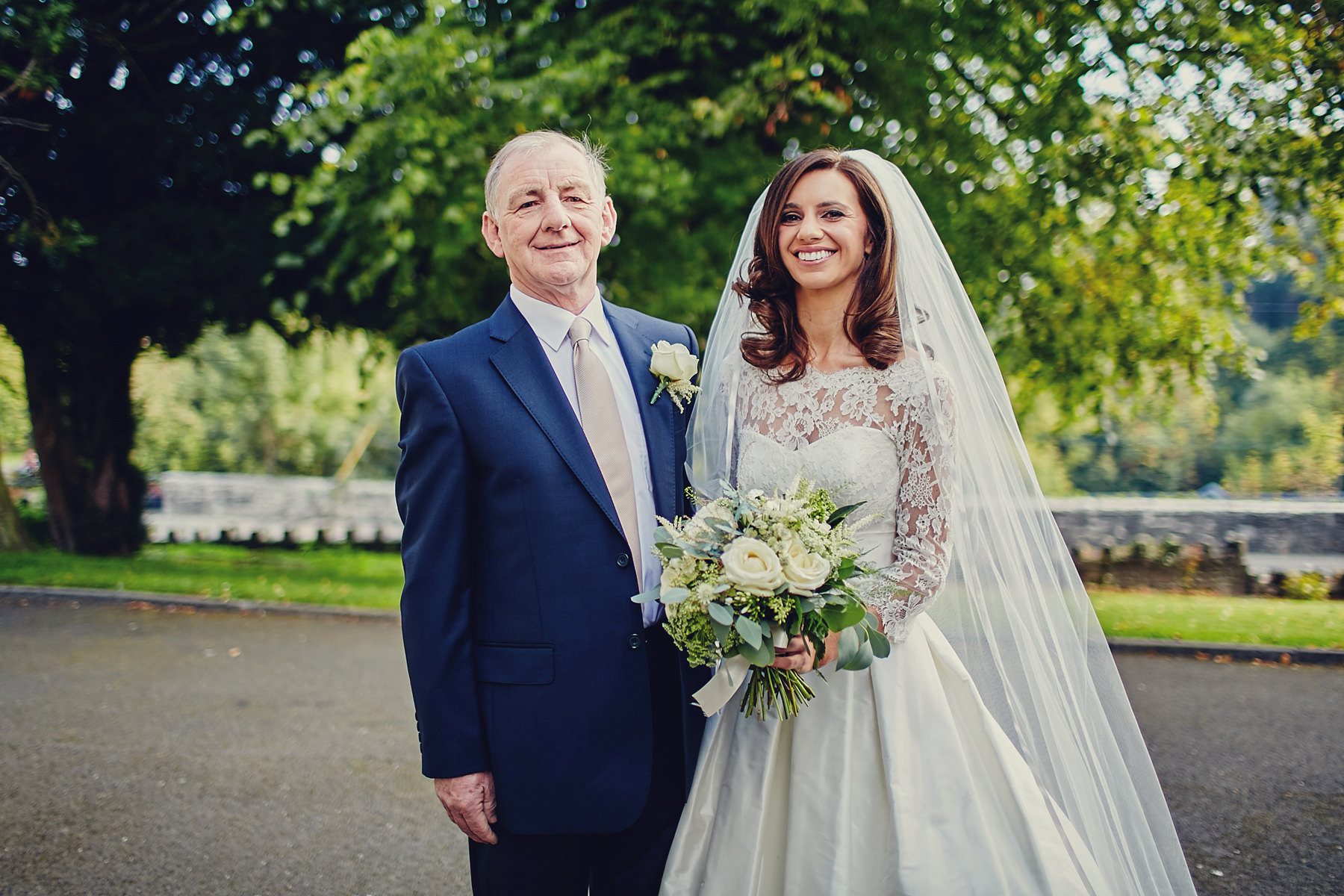 Dunboyne Castle wedding | Emily & David 40