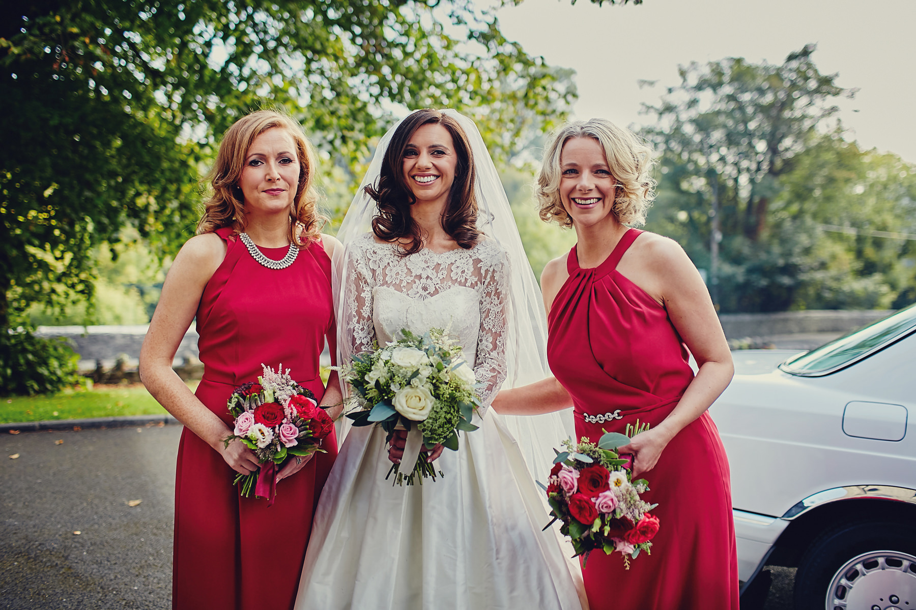 Dunboyne Castle wedding | Emily & David 41