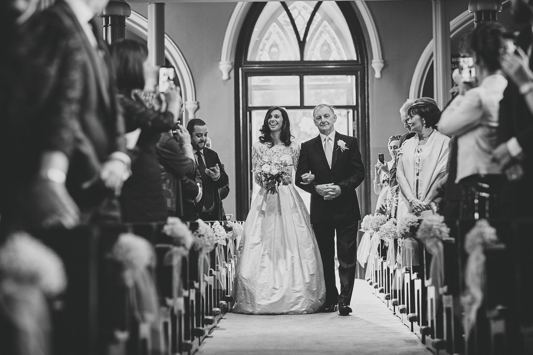 Dunboyne Castle wedding | Emily & David 43