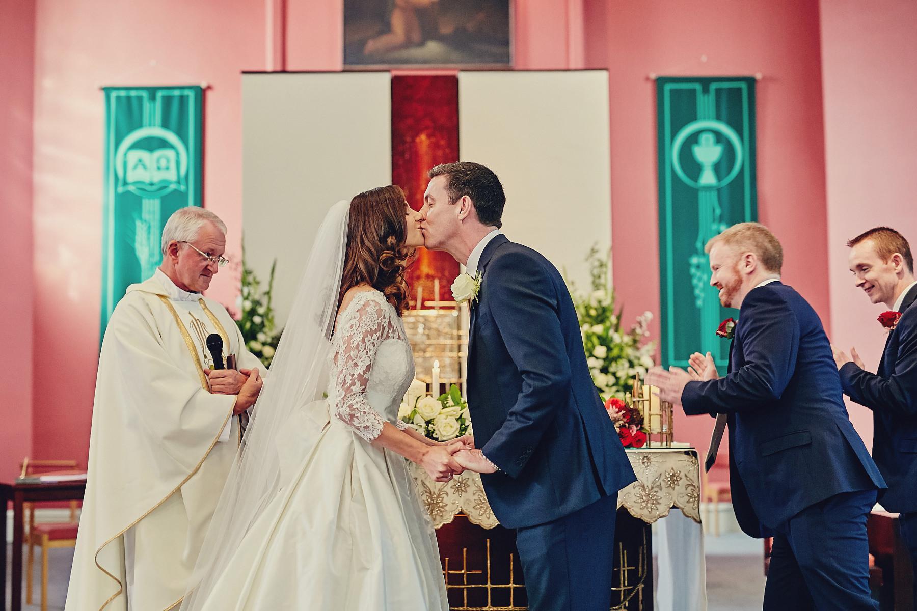 Dunboyne Castle wedding | Emily & David 48