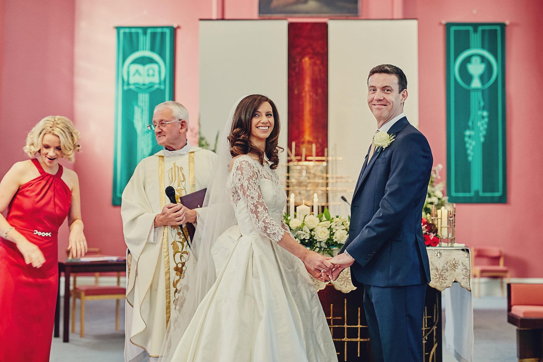 Dunboyne Castle wedding | Emily & David 49