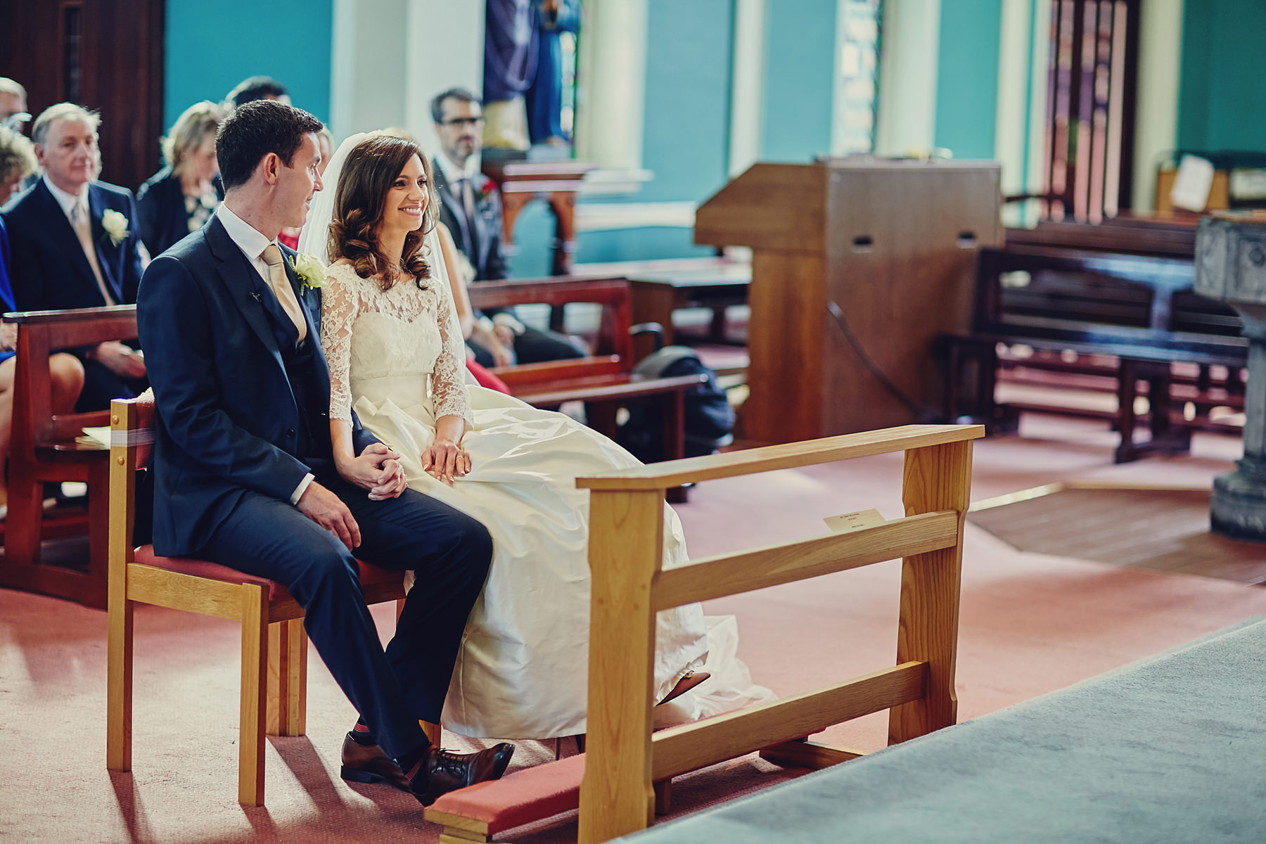 Dunboyne Castle wedding | Emily & David 51