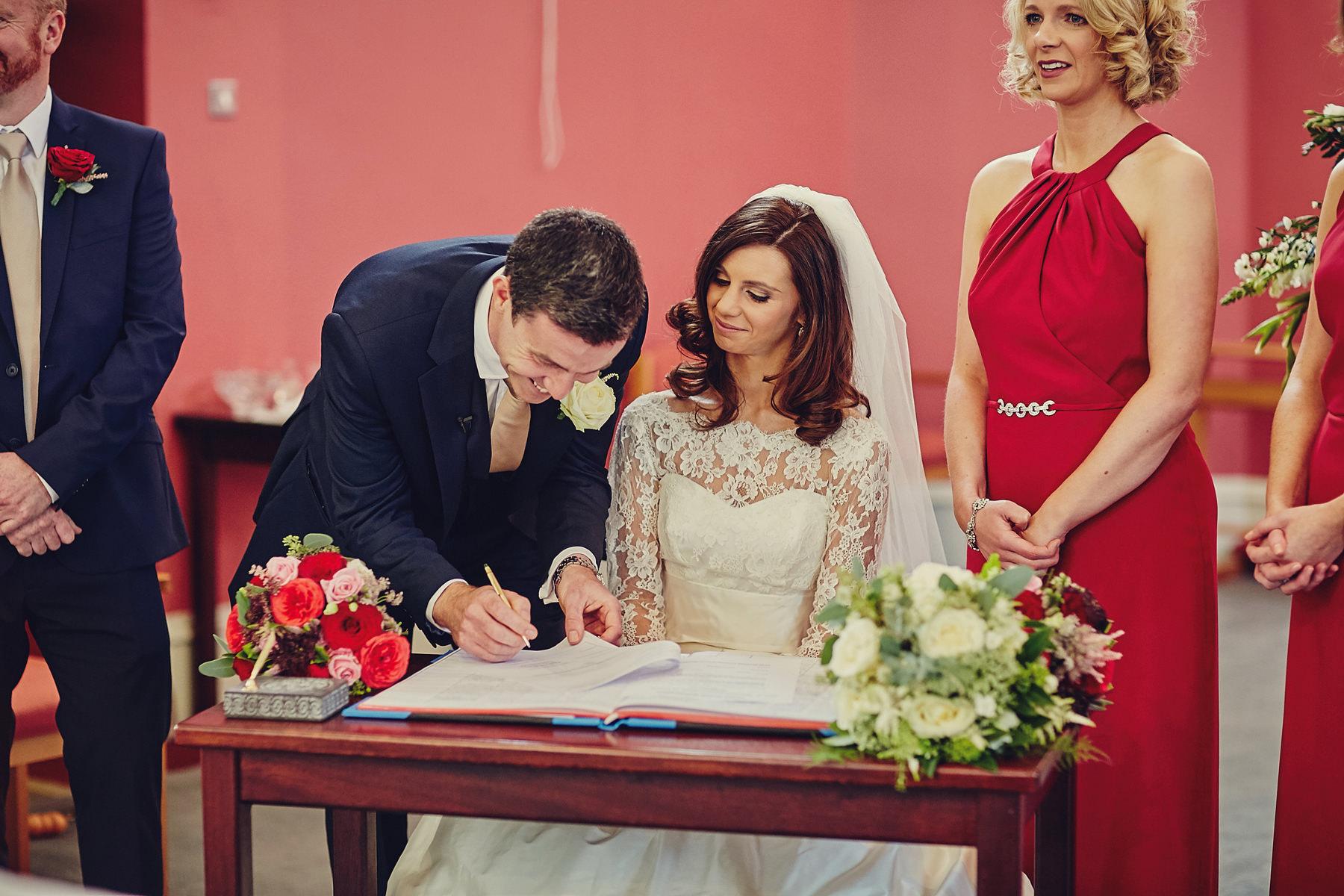 Dunboyne Castle wedding | Emily & David 60