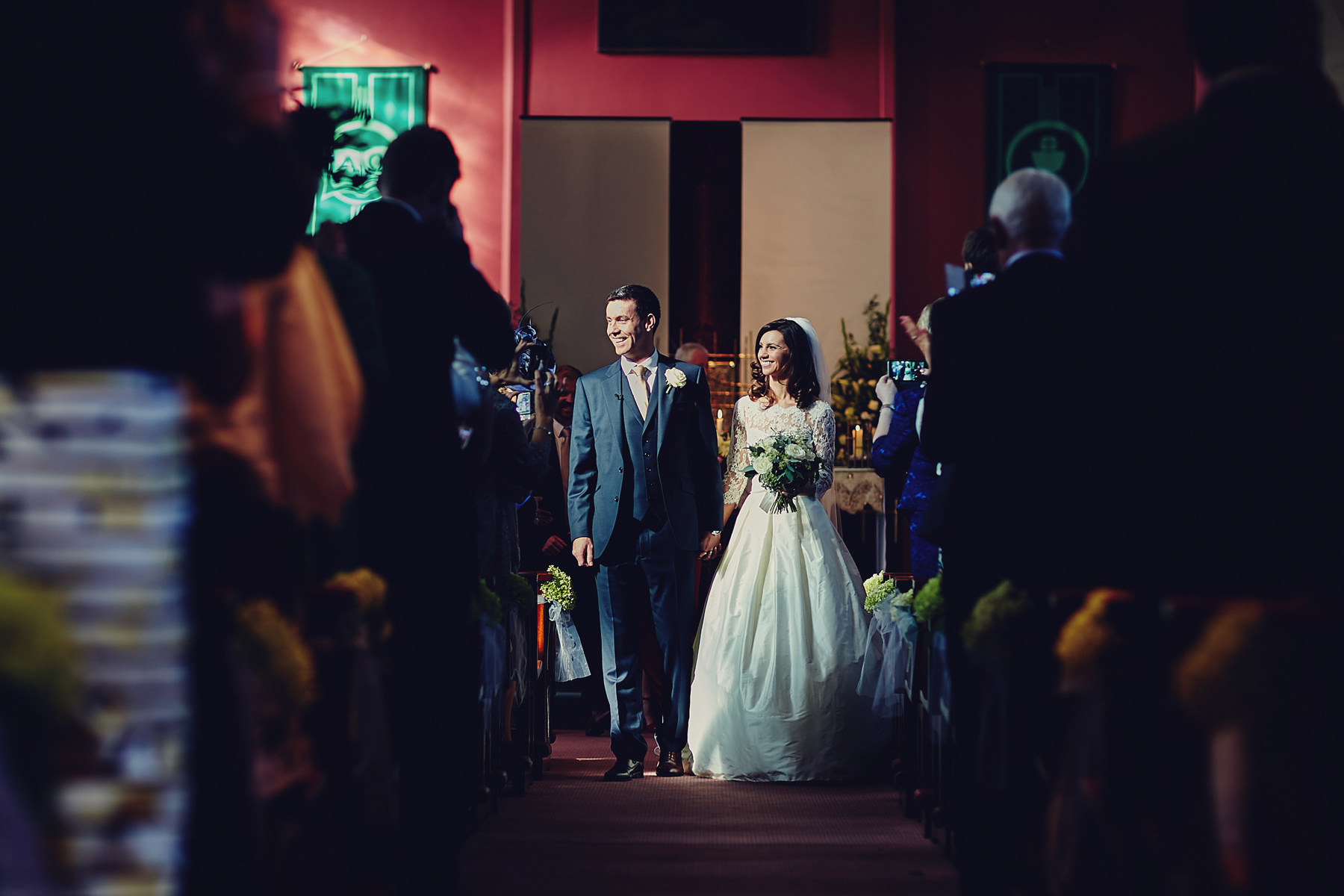 Dunboyne Castle wedding | Emily & David 62