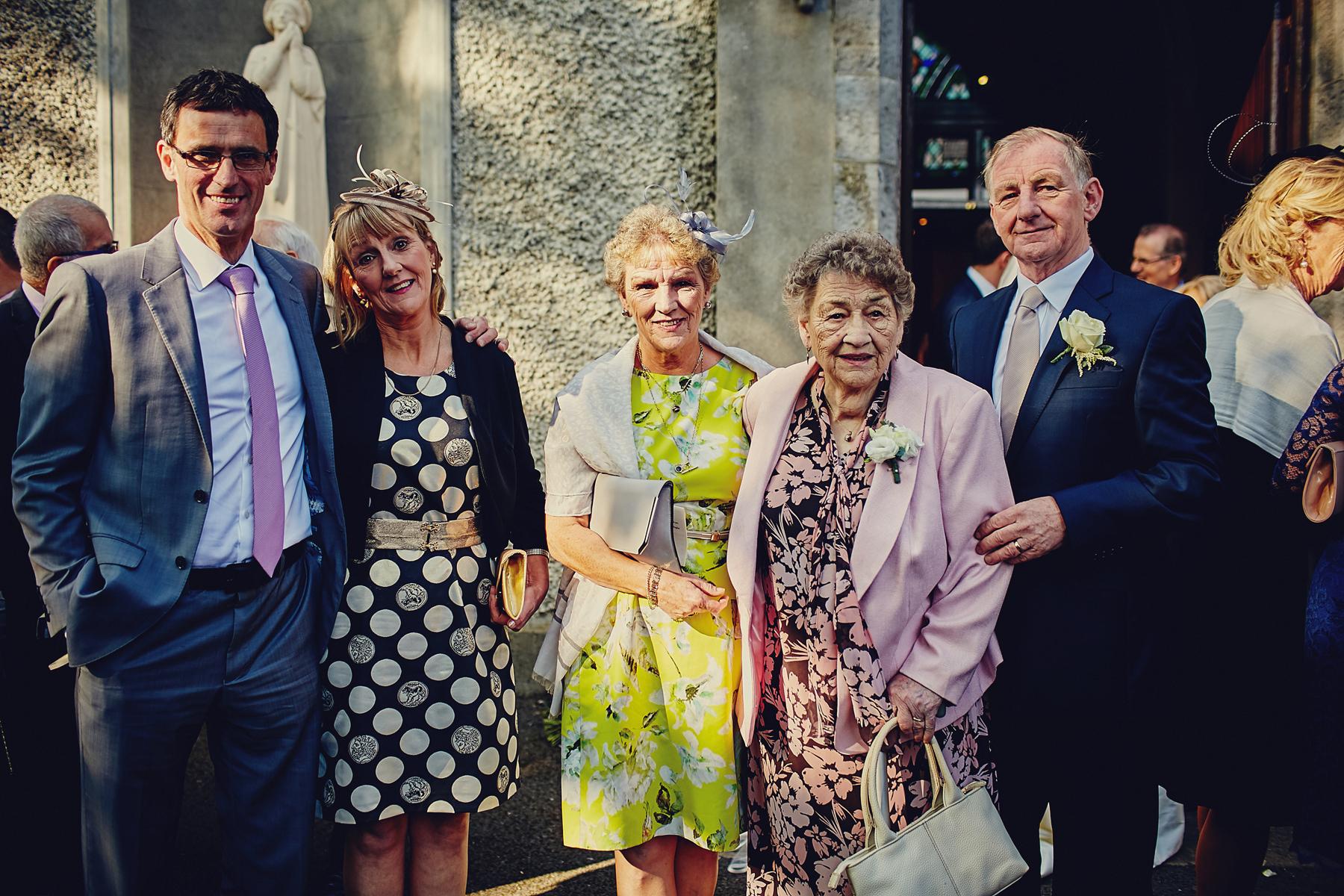 Dunboyne Castle wedding | Emily & David 65