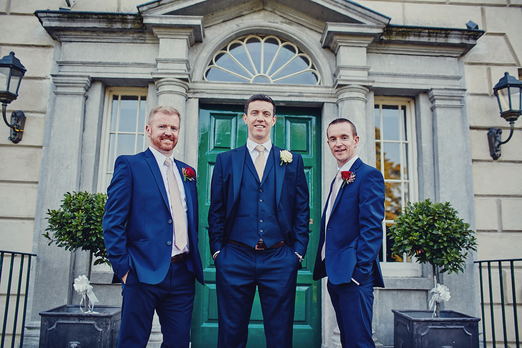 Dunboyne Castle wedding | Emily & David 70