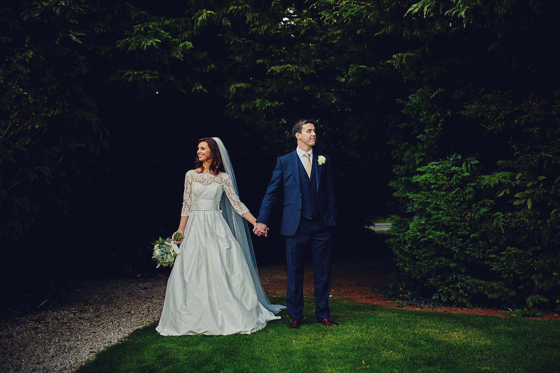 Dunboyne Castle wedding | Emily & David 78