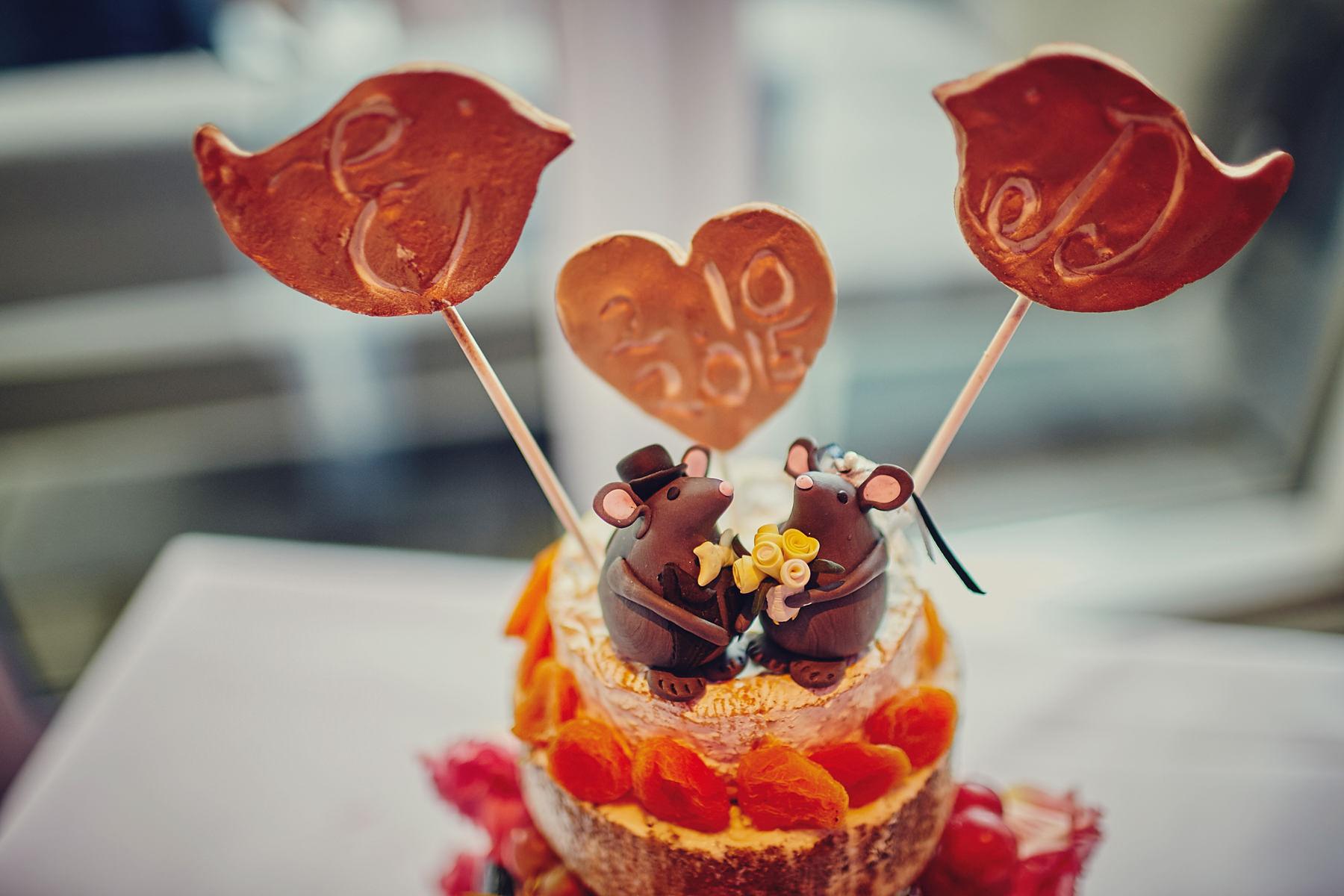 Dunboyne Castle wedding cake