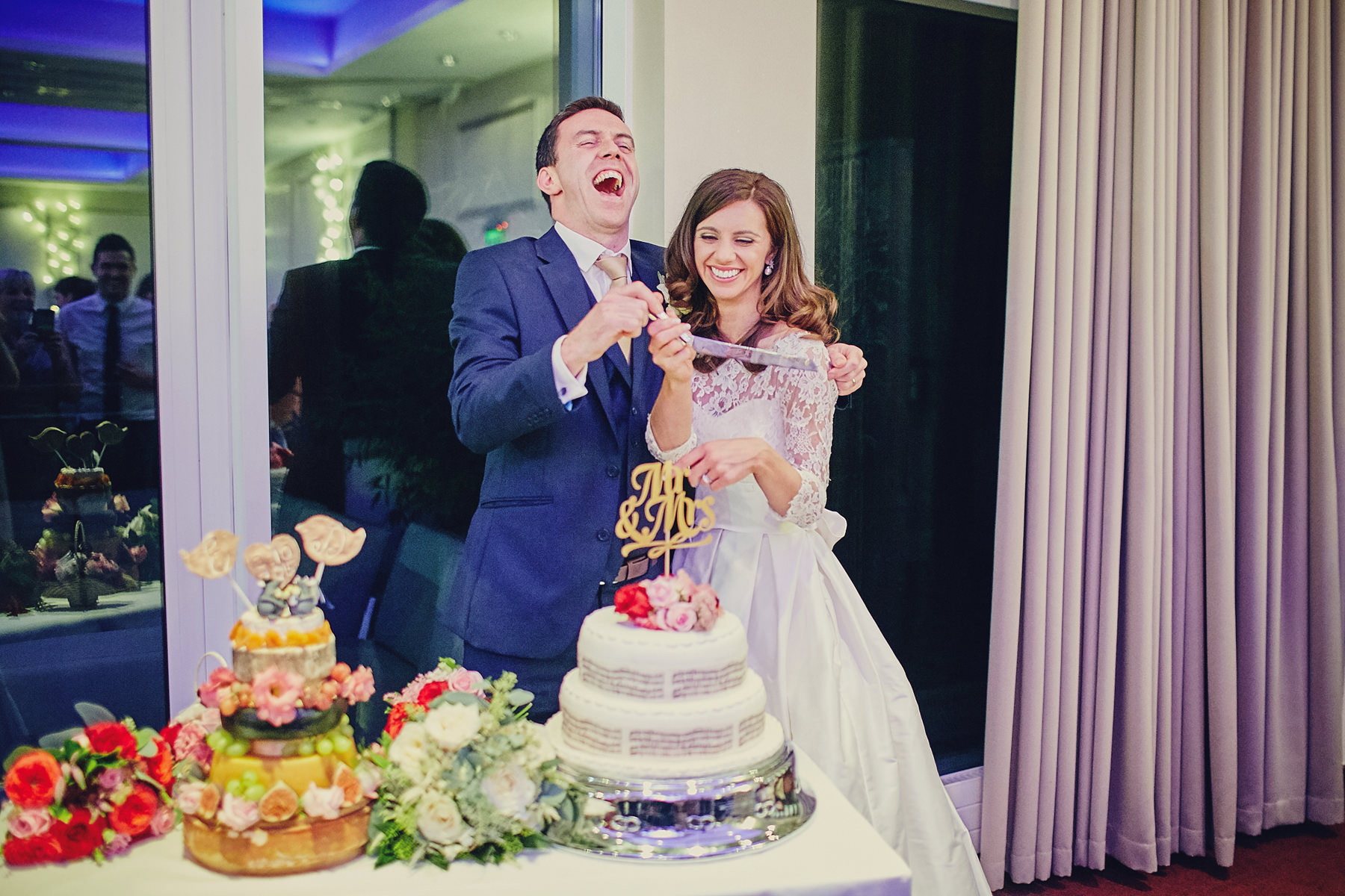 Dunboyne Castle wedding | Emily & David 92
