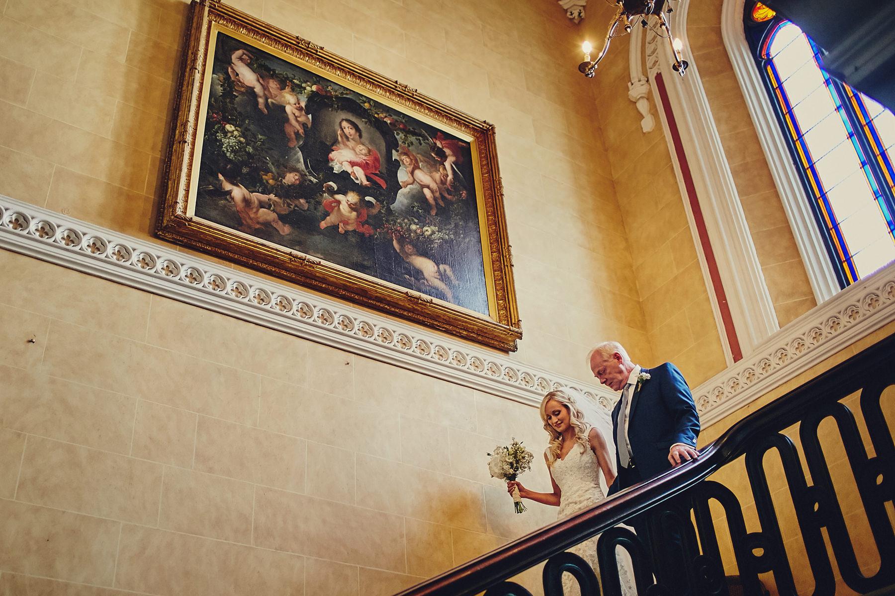 Borris House wedding