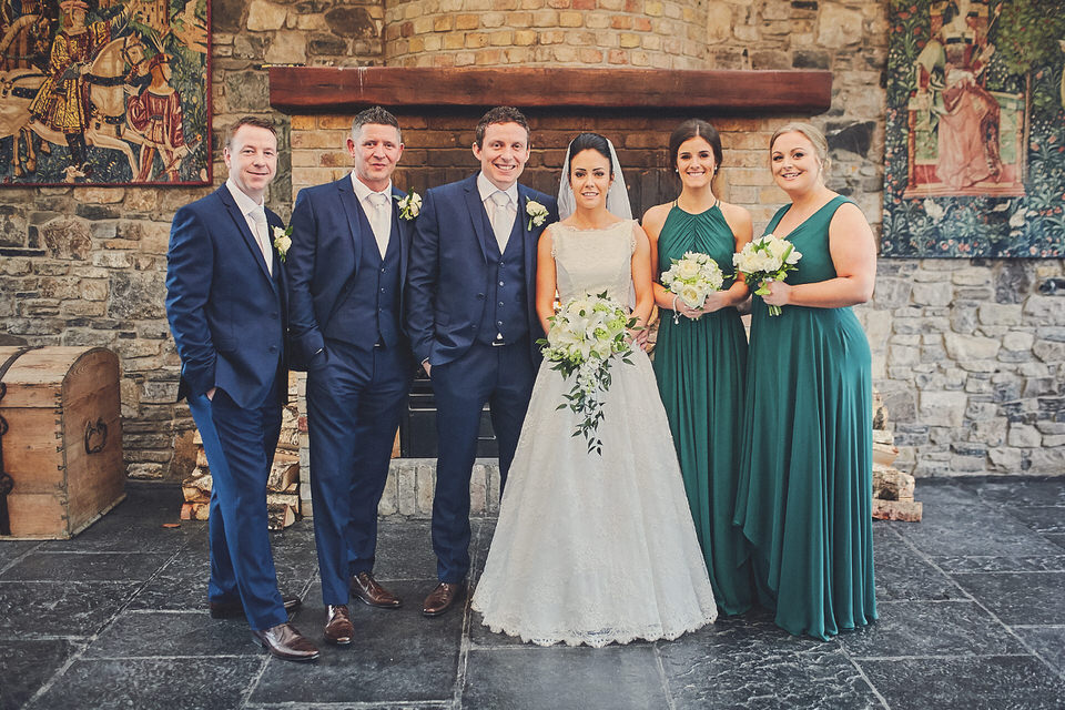 Wedding at Barberstown Castle090