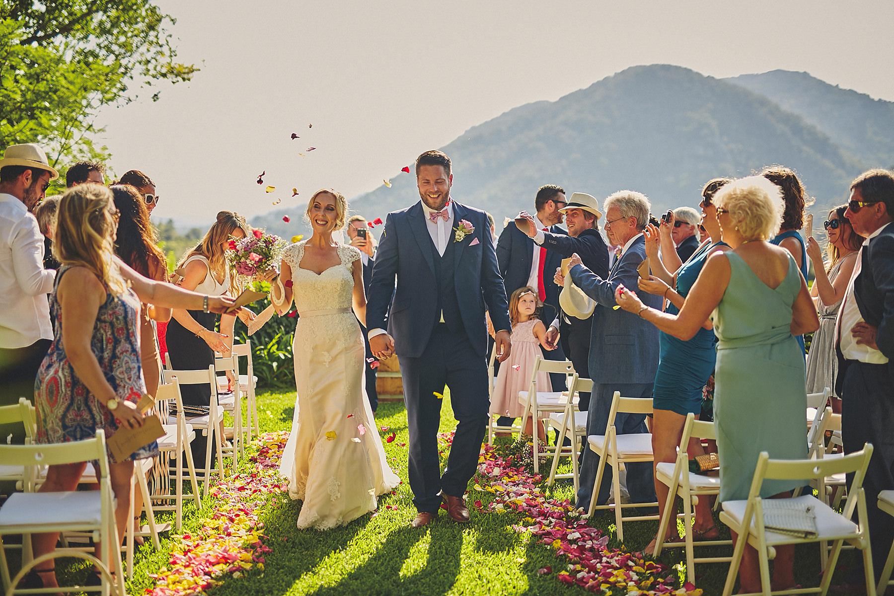 Destination wedding in a magical Mallorca