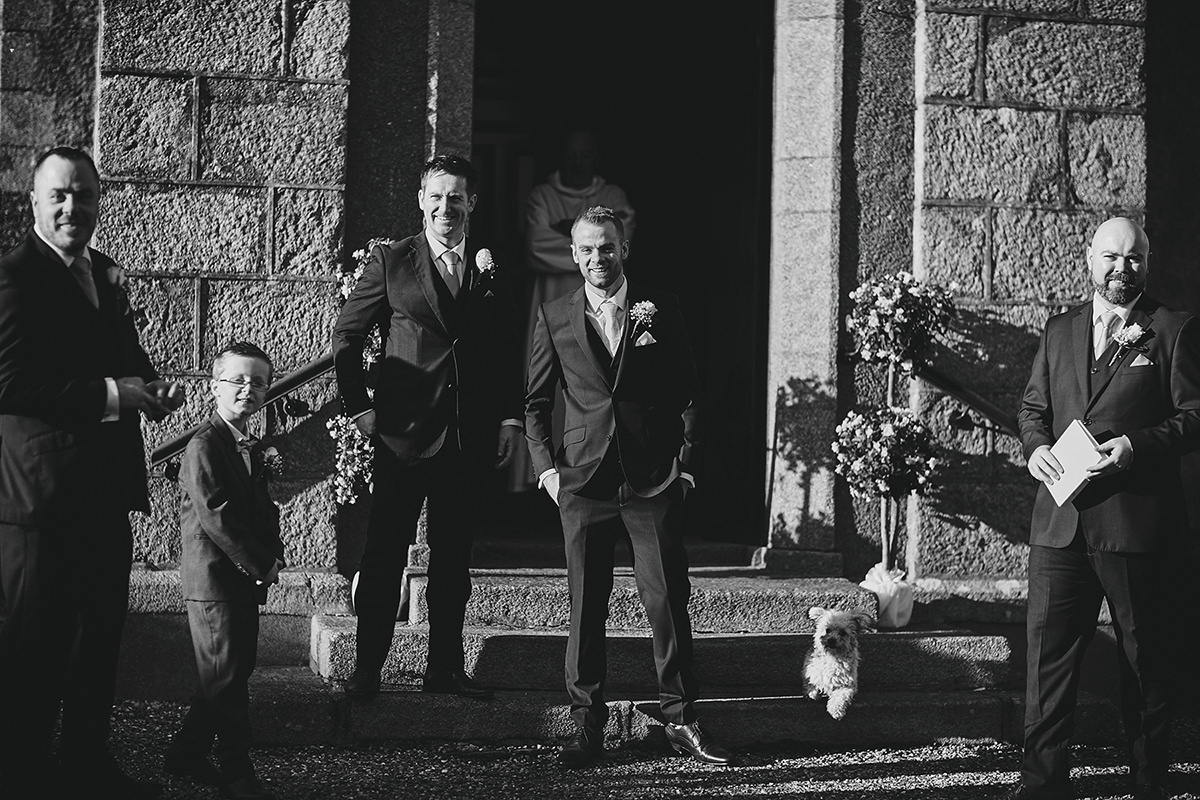 Brooklodge Wedding 037 1 - Brooklodge Wedding - Love Winter weddings ! | T & A