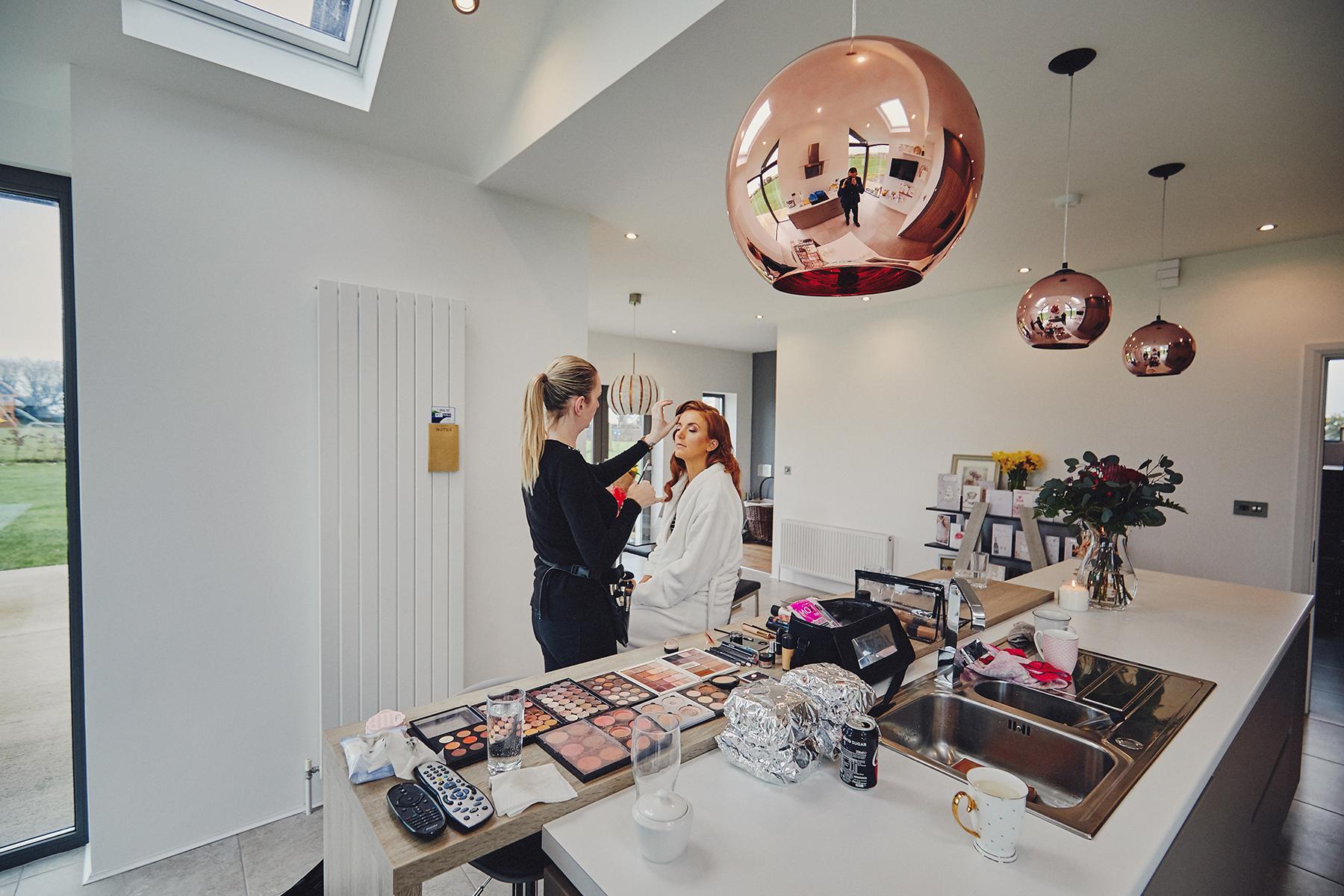 Makeup Wedding