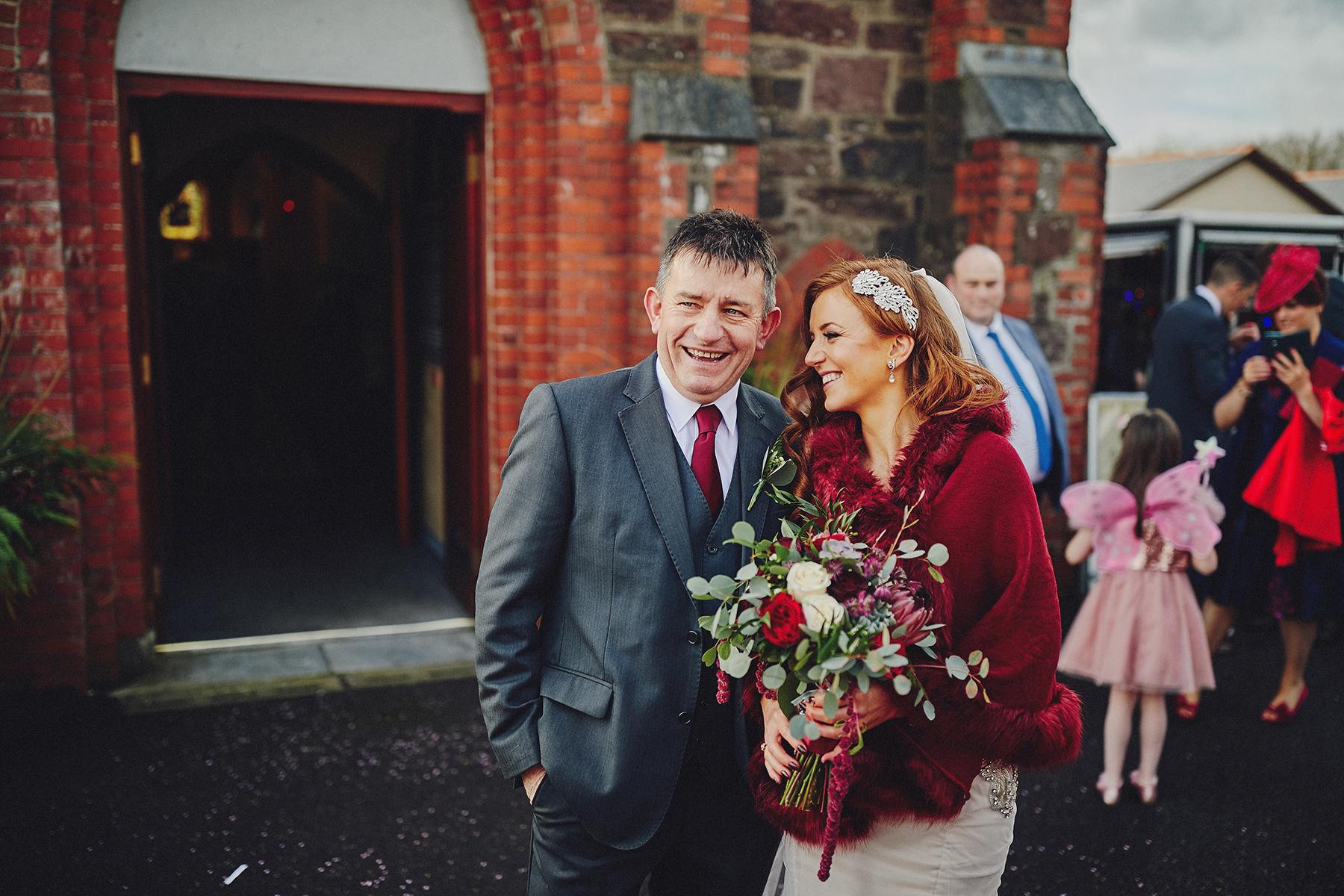 Maryborough Hotel Wedding co.Cork | L&P 61
