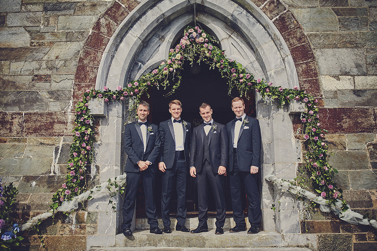 Groom and Groomsmans