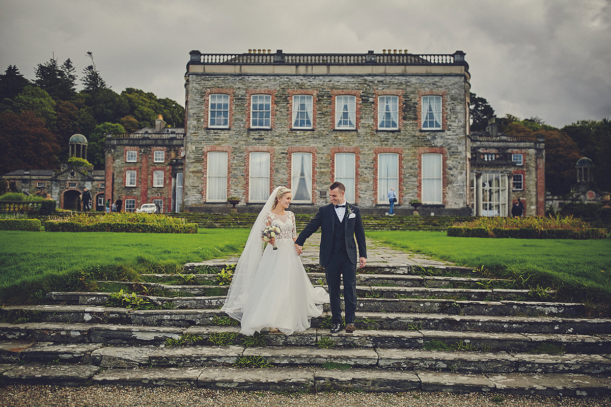 Bantry House Wedding Photos