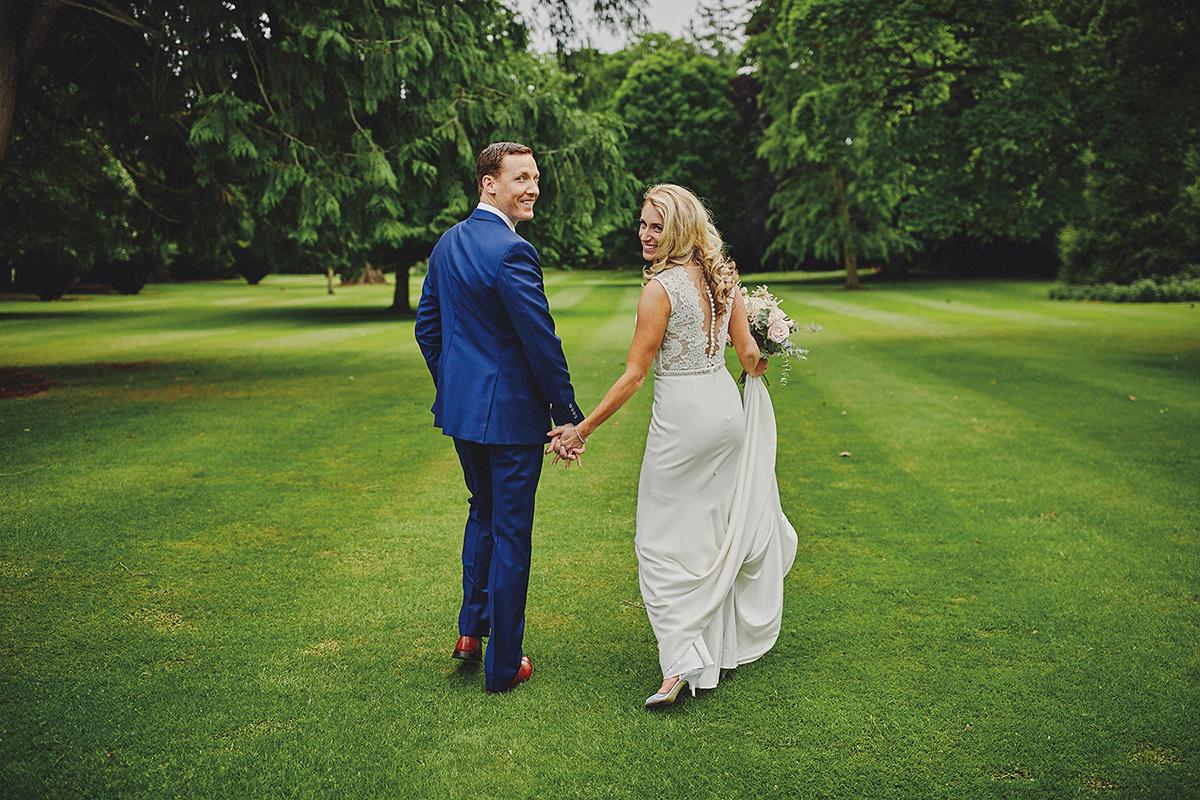 Wedding Photographer Luttrellstown Castle