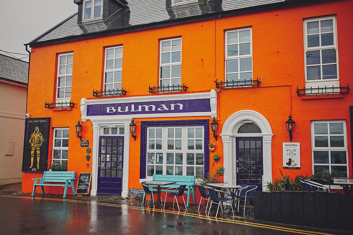 Irish Pub Wedding