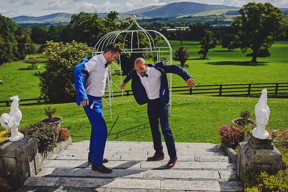 Ballybeg House Wedding, Co. Wicklow | C&D 19