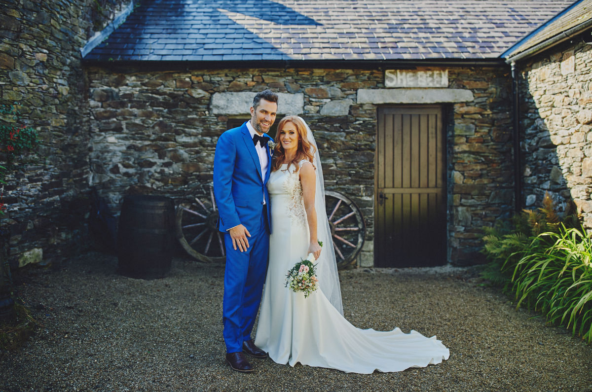 Ballybeg House Wedding, Co. Wicklow | C&D 102