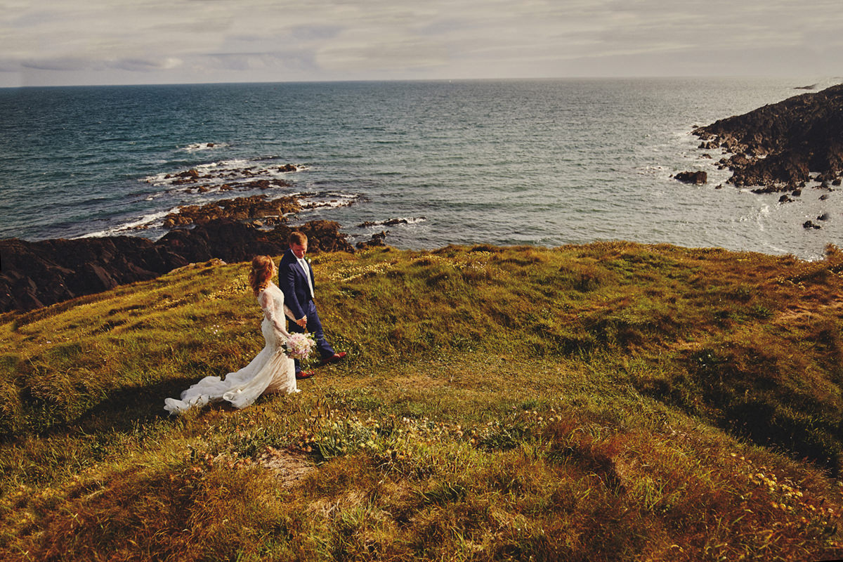 Amazing Ireland wedding